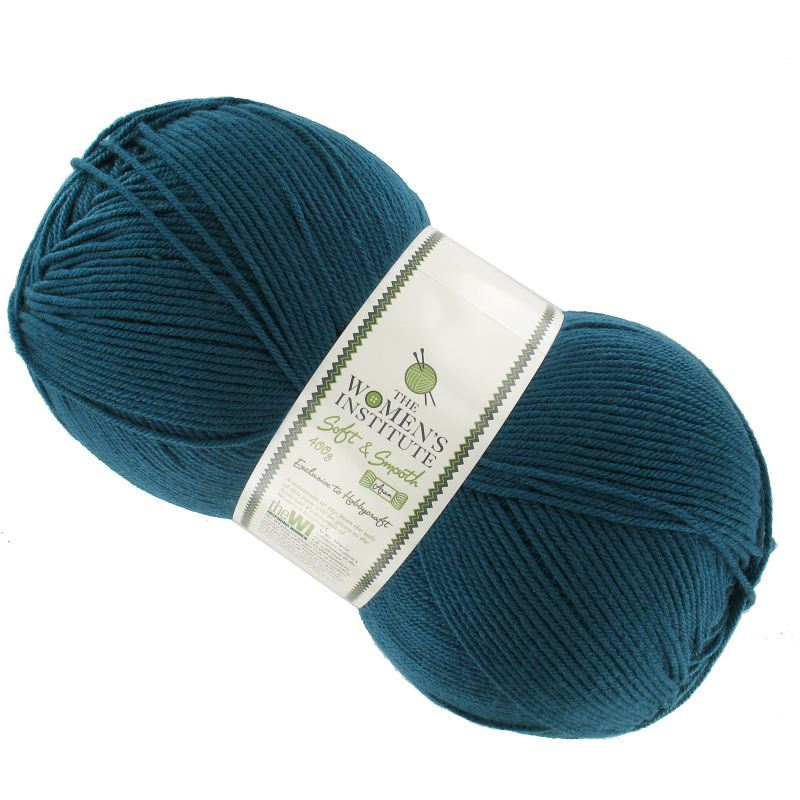 hobby craft uk womens institute soft and smooth aran yarn knitting 2179