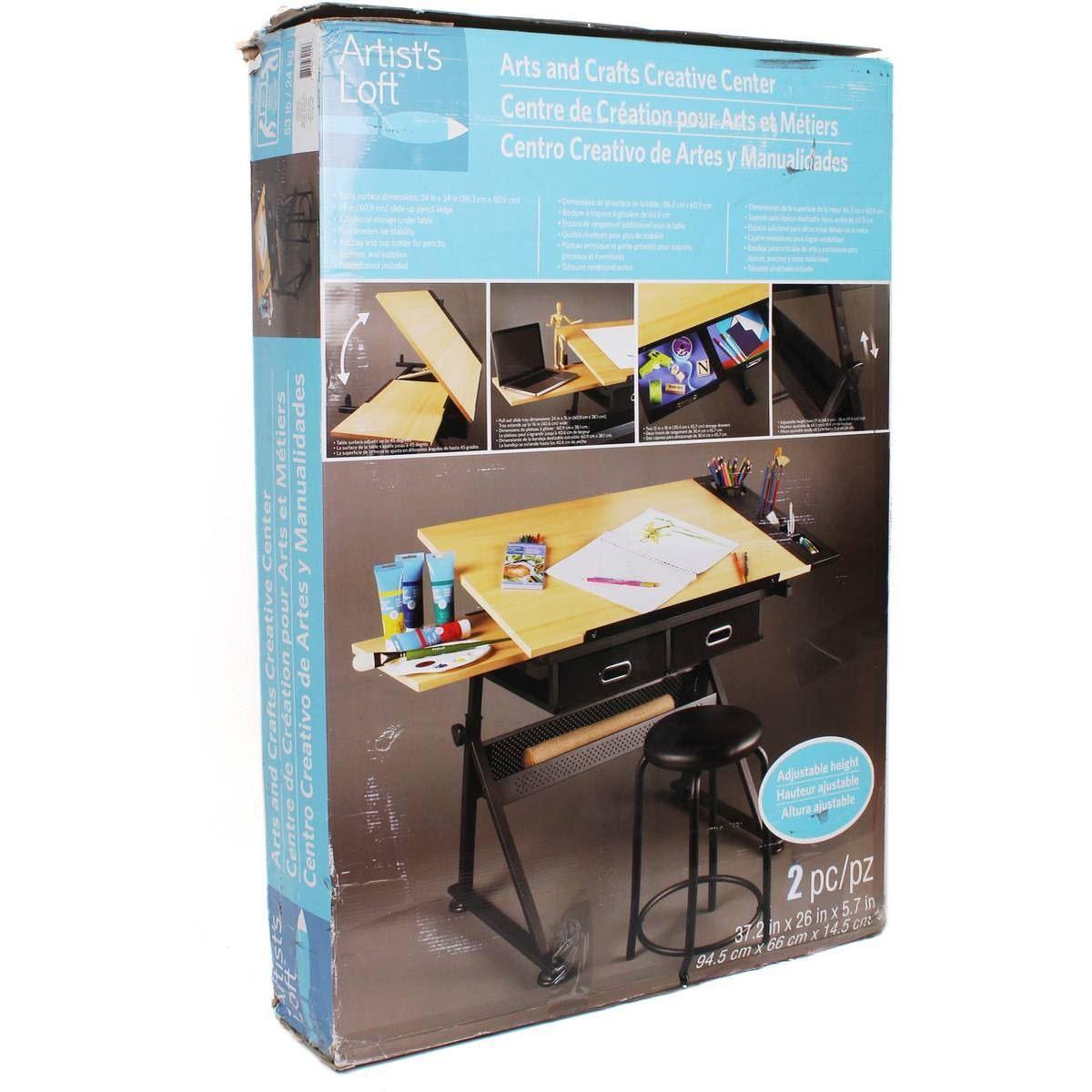 Artists Loft Craft Creative Centre Art Desk