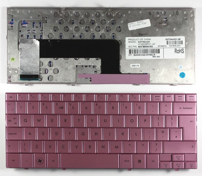 HP Mini 110-1150TU Notebook Windows 8 X64