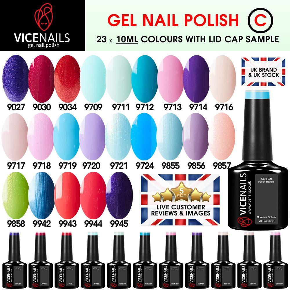 Nail Polish Gel Brands - Absolute cycle