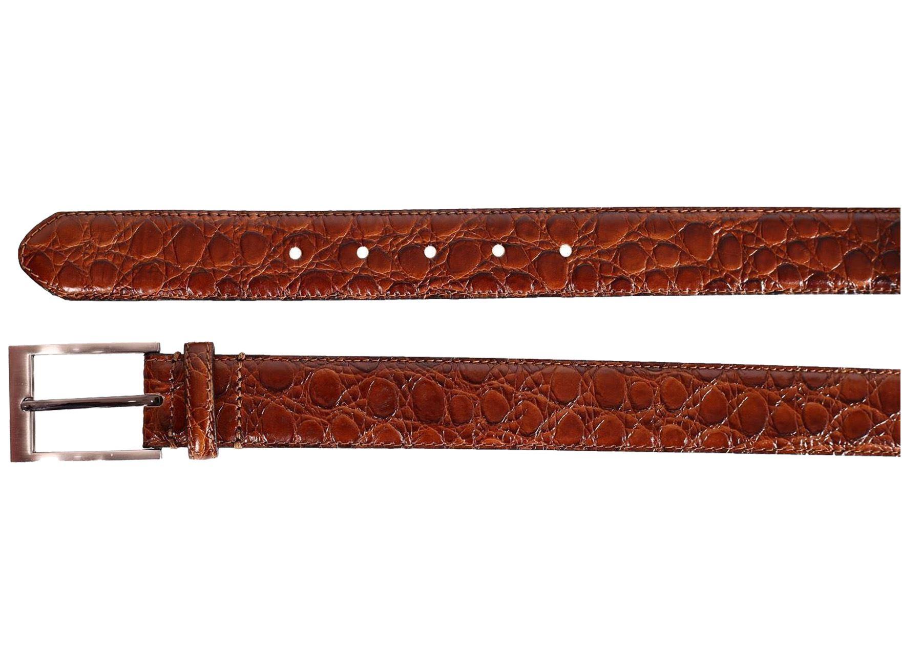 NUOVI Pantaloncini Uomo Vera Pelle Pelle Di Serpente AZTEC PATTERN elegante cinture S-XXXL