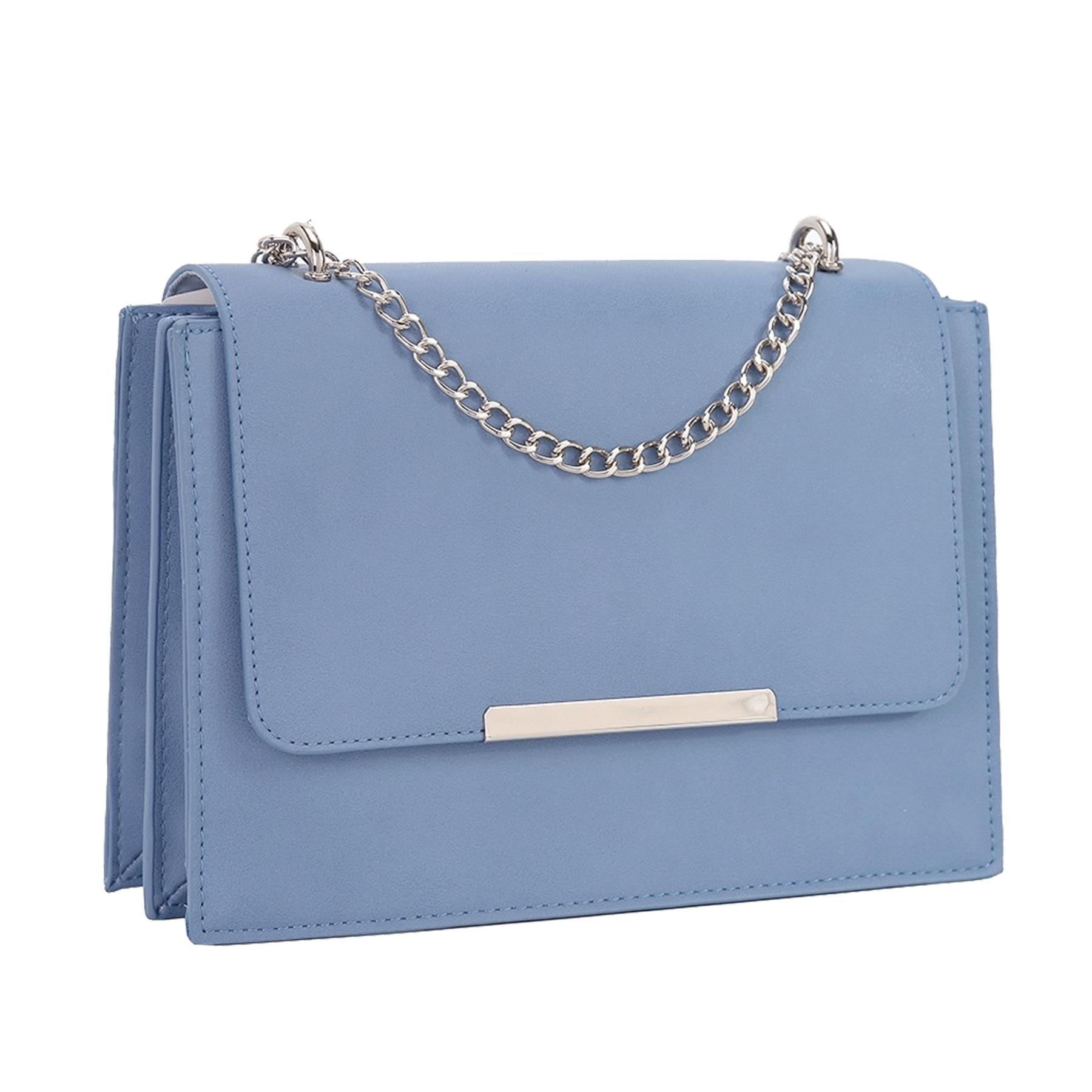 New-Women-s-Faux-Leather-Elegant-Stylish-Fashion-Shoulder-Clutch-Bag thumbnail 6