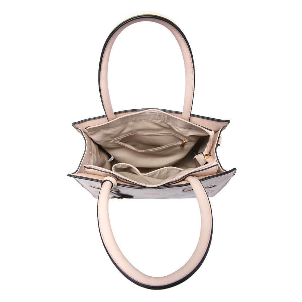 New damen's Fashion Fashion Fashion Flower Bird Print Tote Bag Large Hand Bag Texturot | Großer Verkauf  | Fairer Preis  | Konzentrieren Sie sich auf das Babyleben  9f6651
