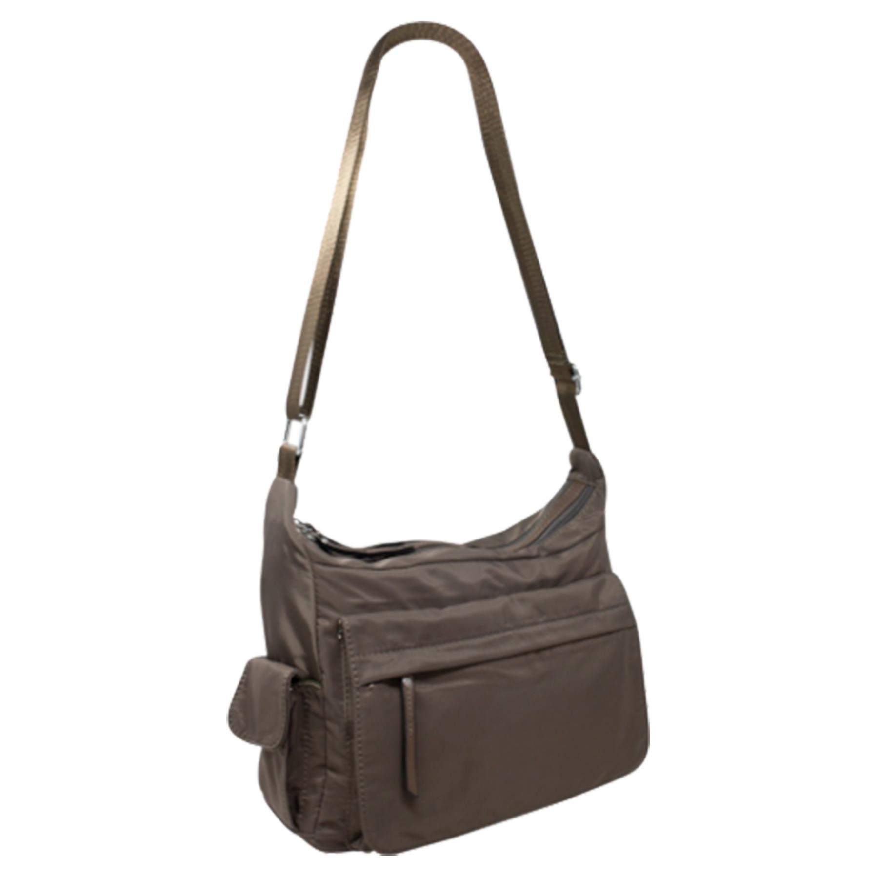 New-Ladies-Men-s-Showerproof-School-College-Practical-Basic-Crossbody-Bag thumbnail 38