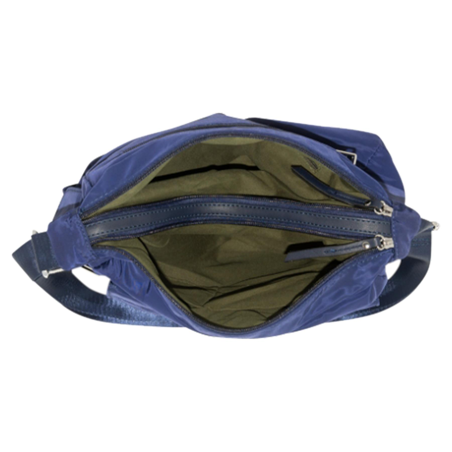 New-Ladies-Men-s-Showerproof-School-College-Practical-Basic-Crossbody-Bag thumbnail 15