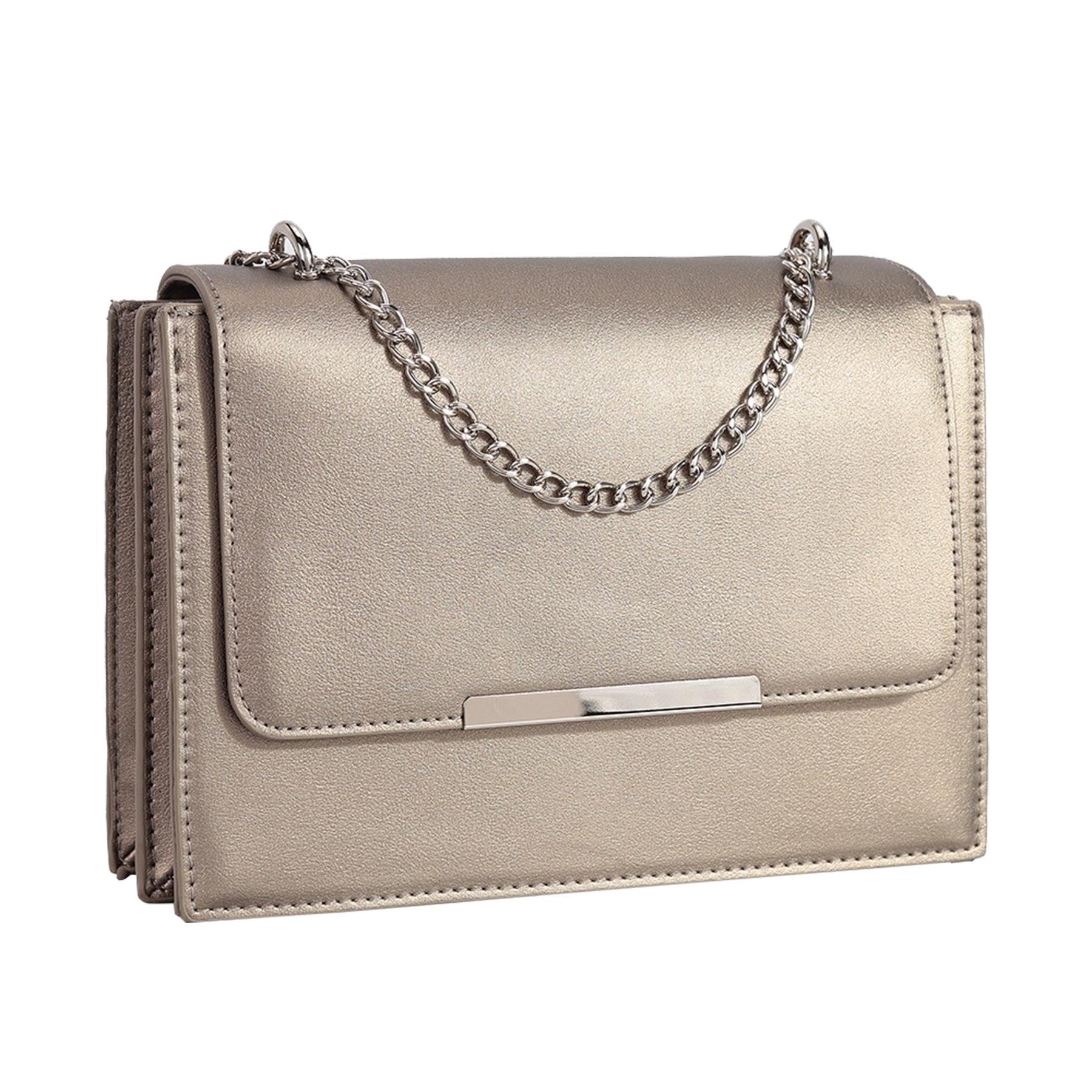 New-Women-s-Faux-Leather-Elegant-Stylish-Fashion-Shoulder-Clutch-Bag thumbnail 12