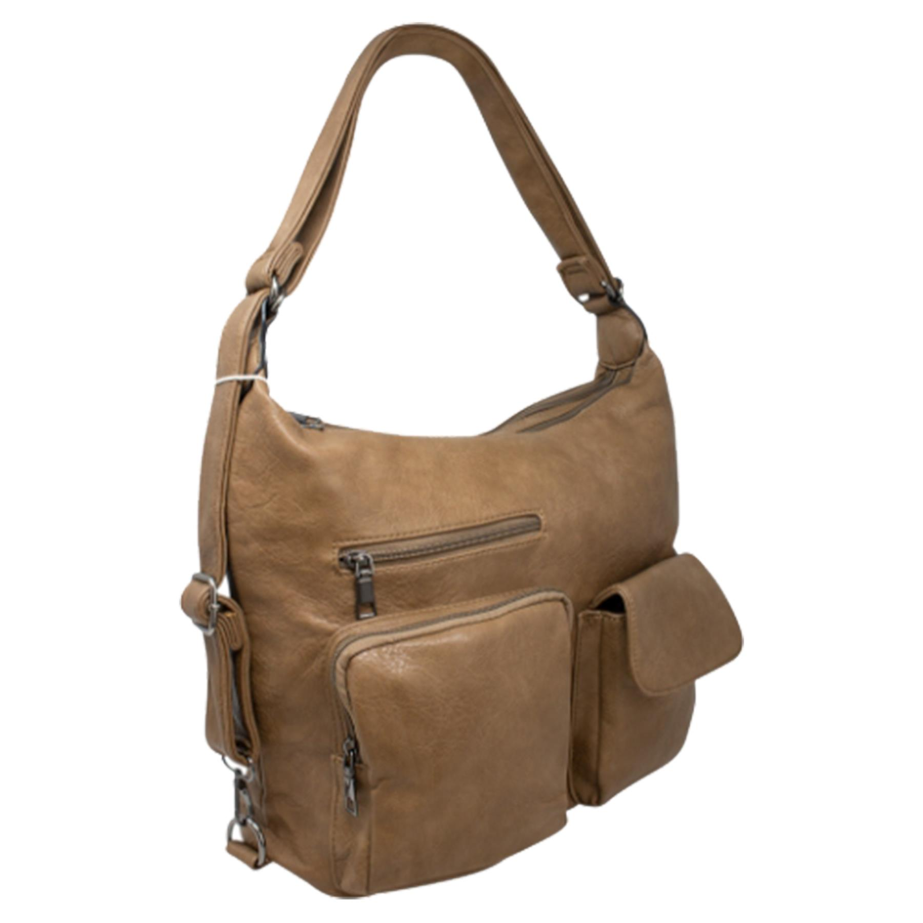 New-Women-s-Men-s-Faux-Leather-Multi-Purpose-Crossbody-Messenger-Bag thumbnail 27