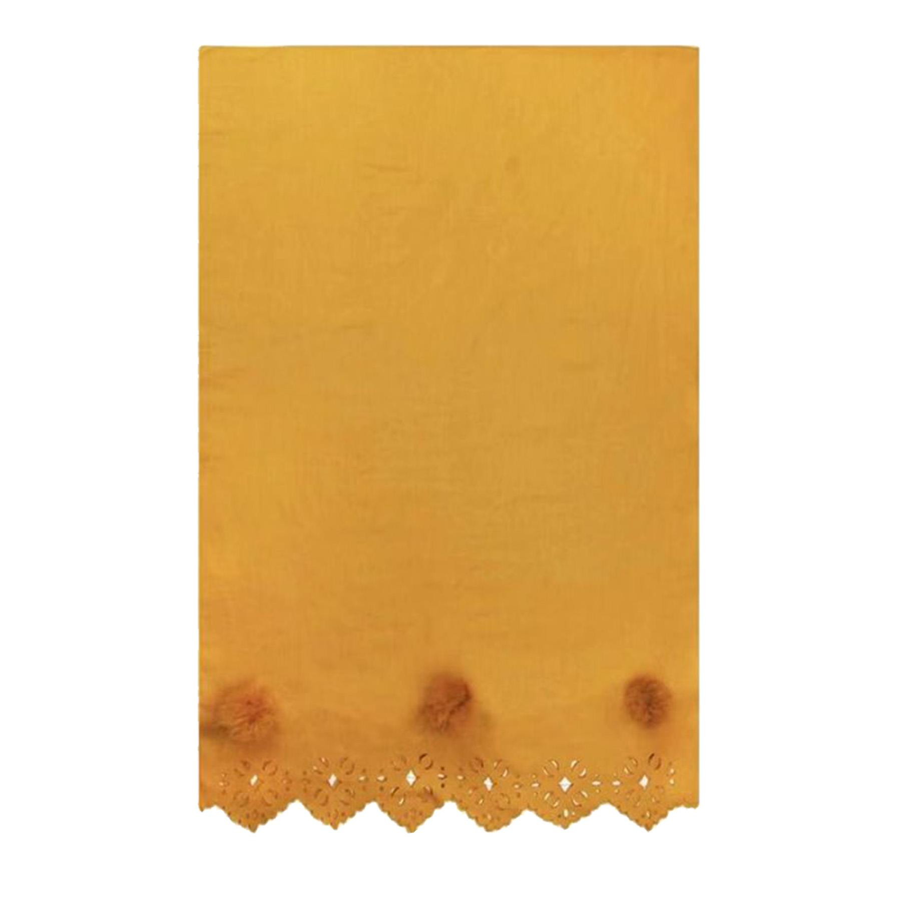 New-Hollow-Detail-Fluffy-Pom-Poms-Ladies-Angora-Viscose-Scarves thumbnail 8