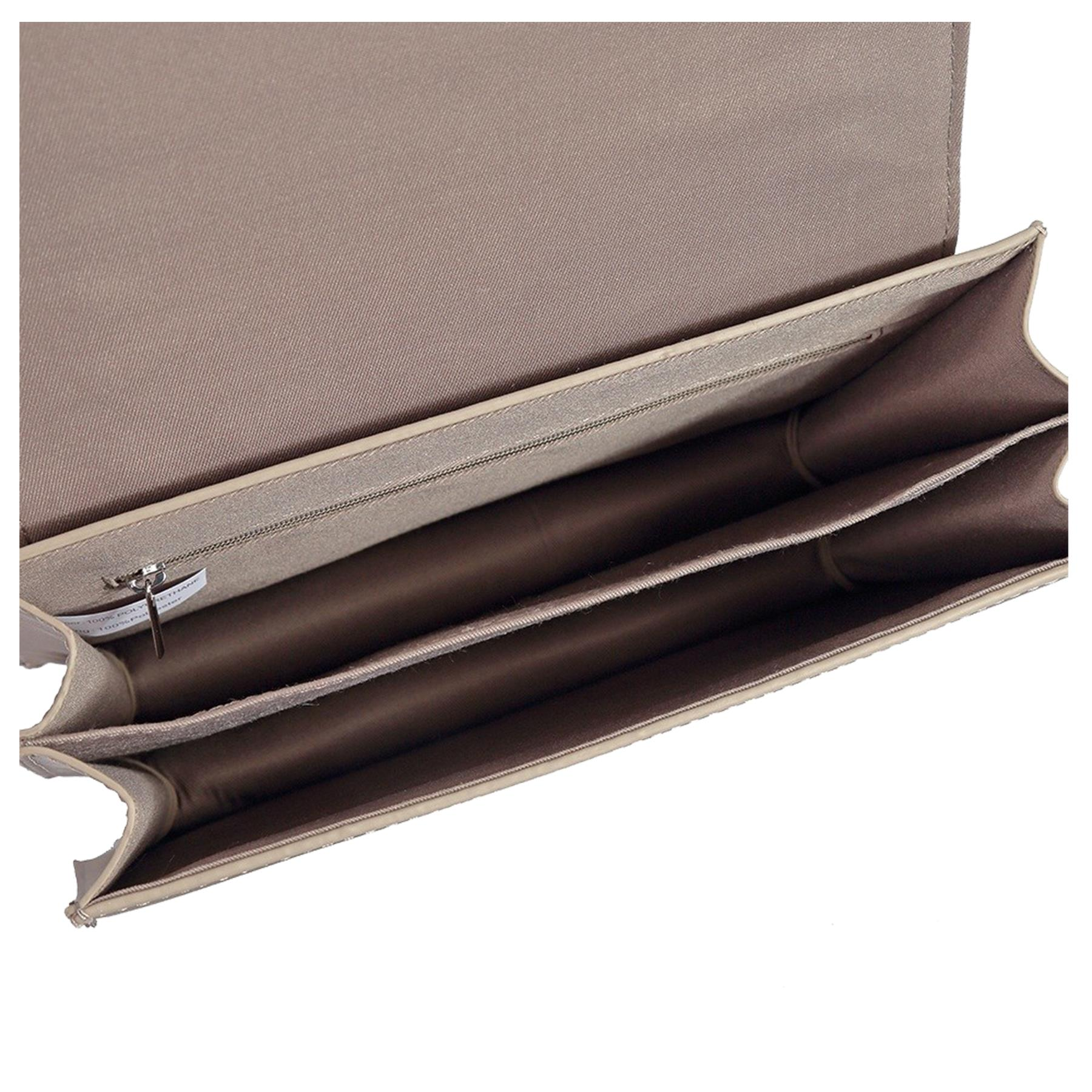 New-Women-s-Faux-Leather-Elegant-Stylish-Fashion-Shoulder-Clutch-Bag thumbnail 13