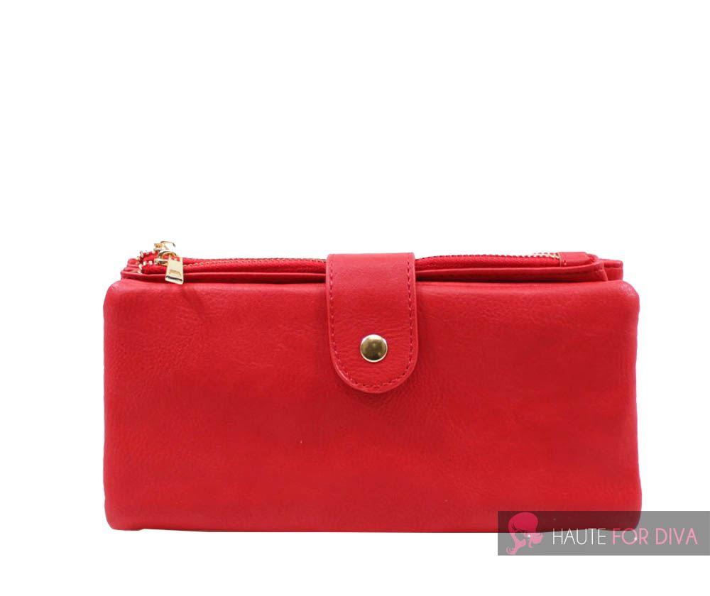 Photo slot purse