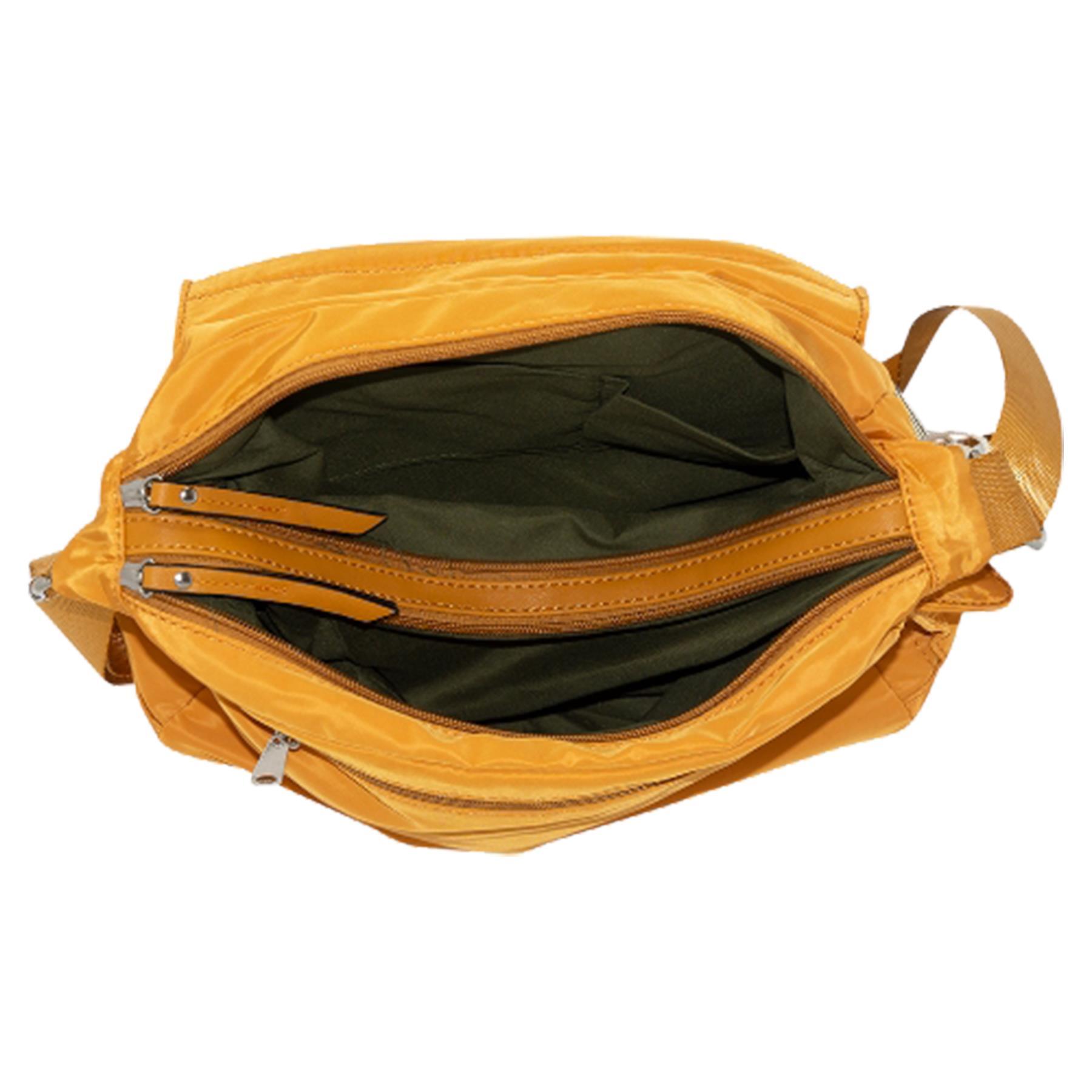 New-Ladies-Men-s-Showerproof-School-College-Practical-Basic-Crossbody-Bag thumbnail 50