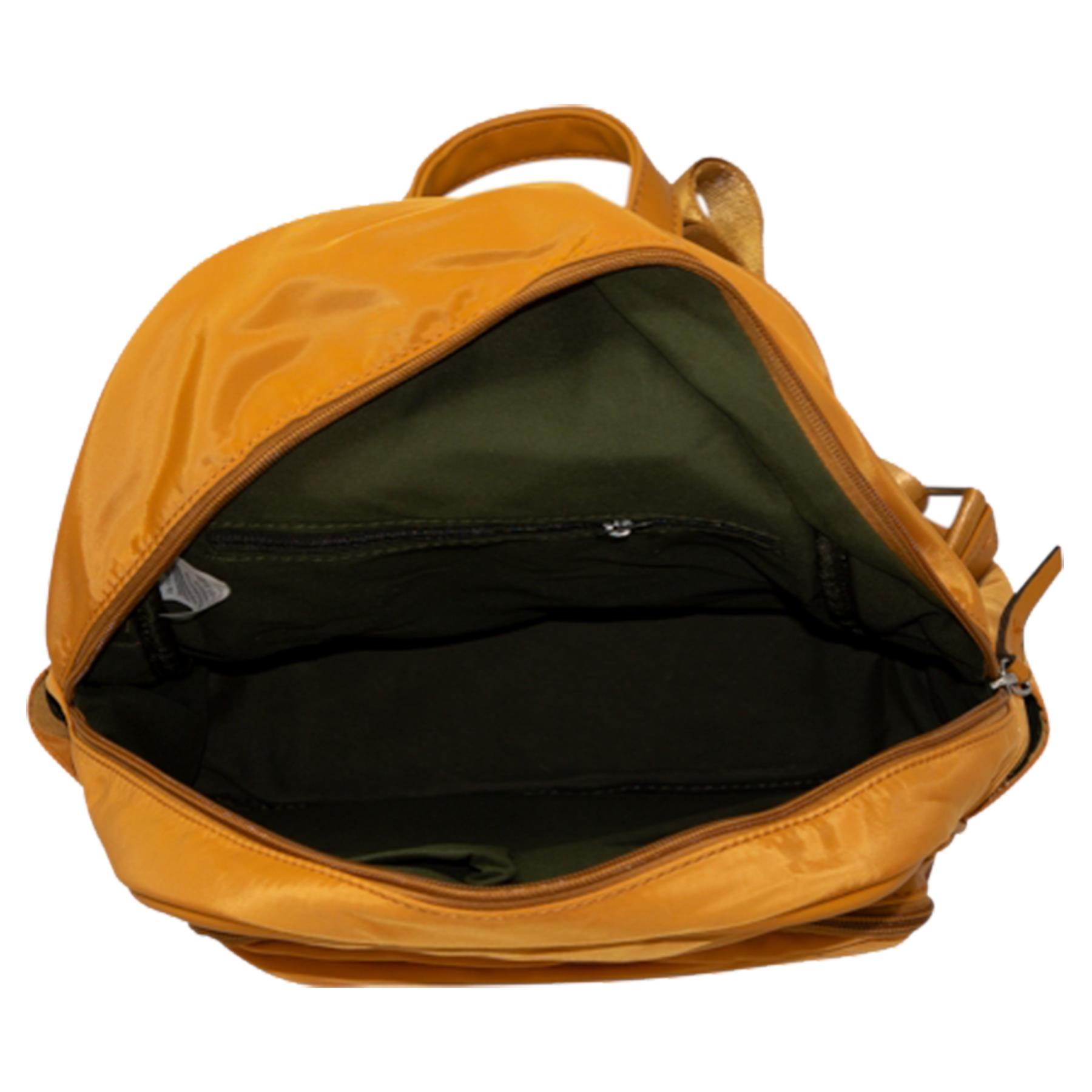 New-Unisex-Plain-Nylon-Showerproof-School-College-Backpack-Rucksack thumbnail 35