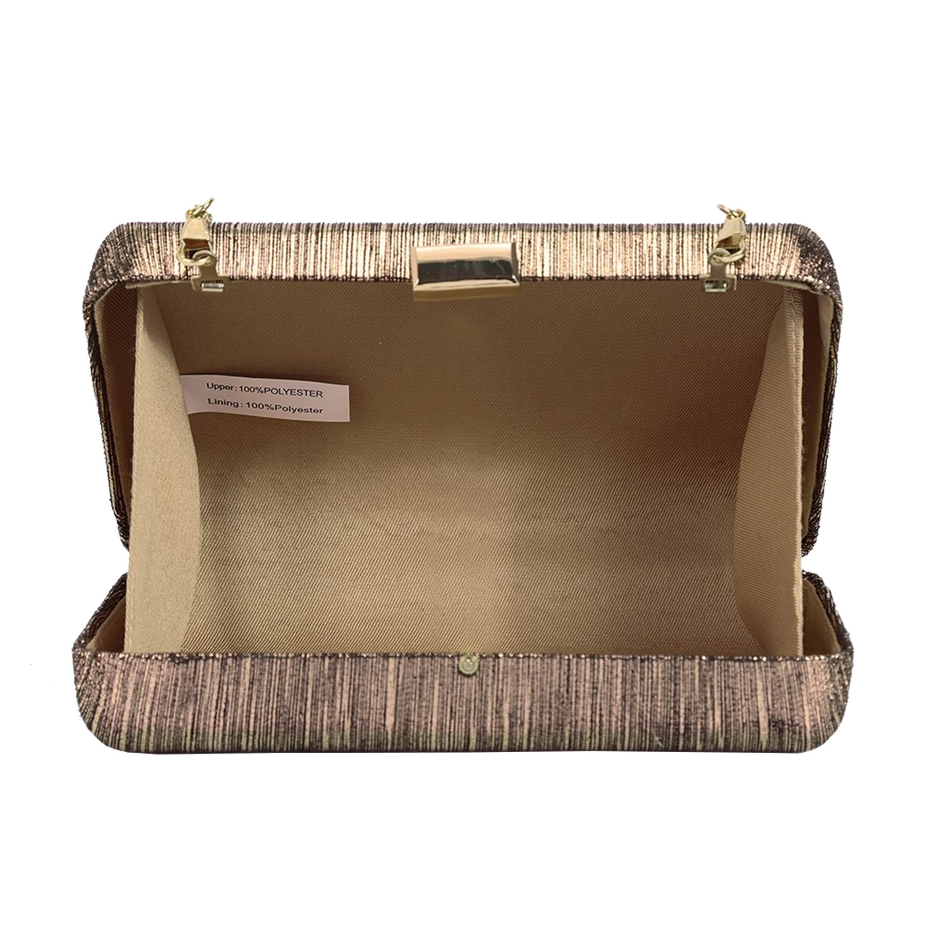 New-Ladies-Hard-Compact-Metallic-Effect-Faux-Leather-Party-Clutch-Bag thumbnail 10