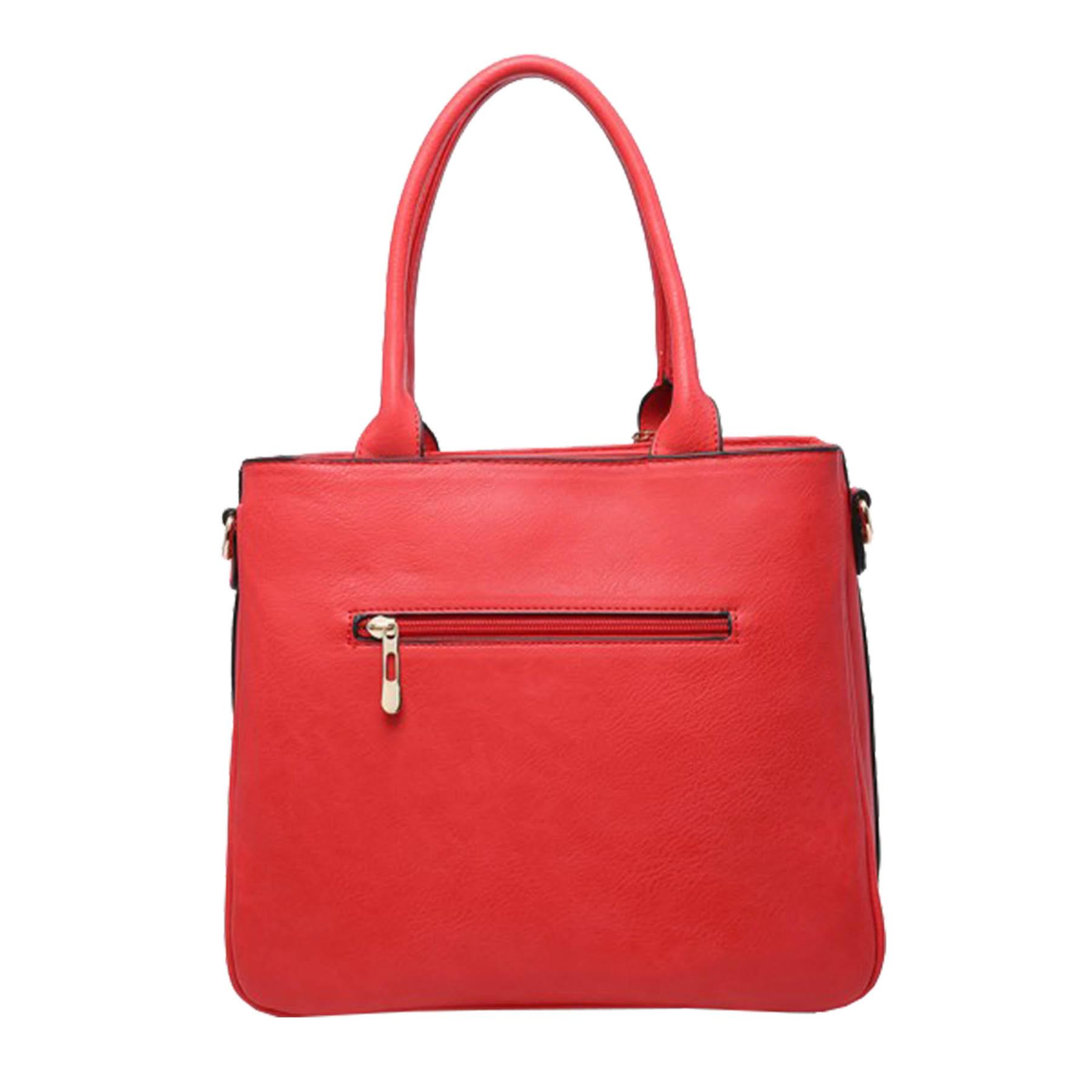 New-Synthetic-Leather-Butterfly-Tassel-Charm-Women-s-Shoulder-Tote-Bag thumbnail 10