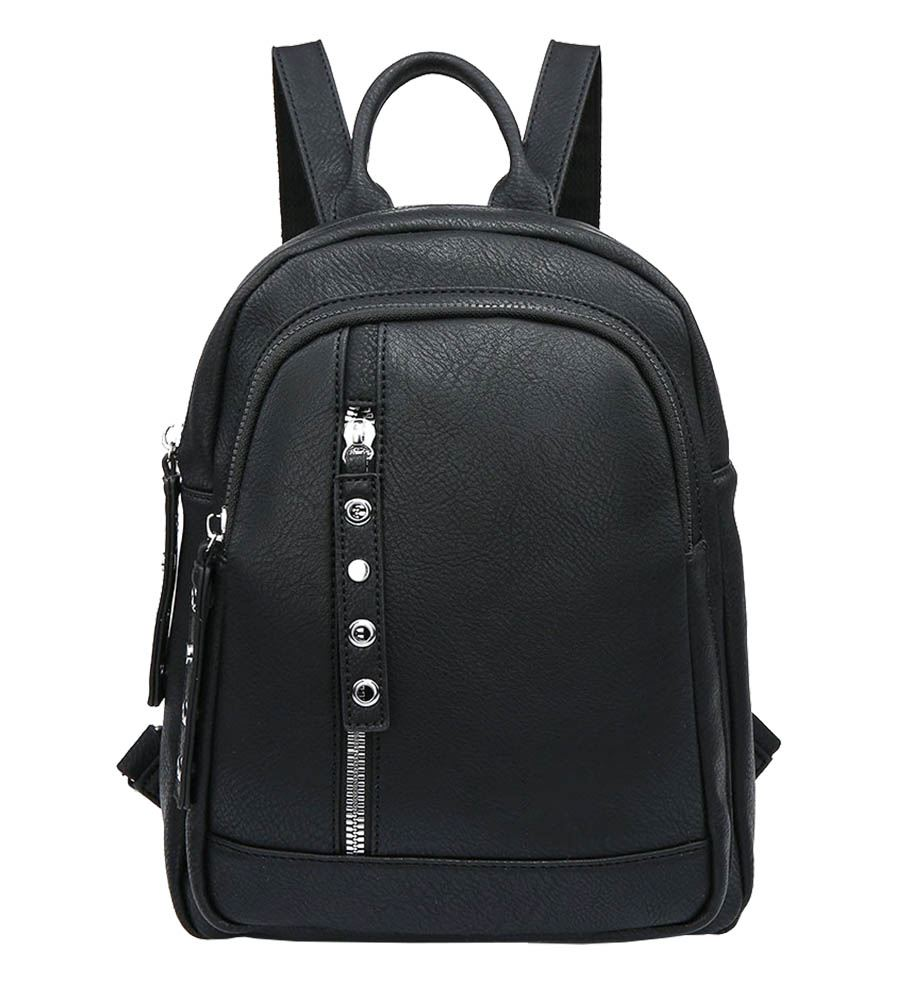 68af98f2d4c7 Ladies Black Mini Backpack- Fenix Toulouse Handball