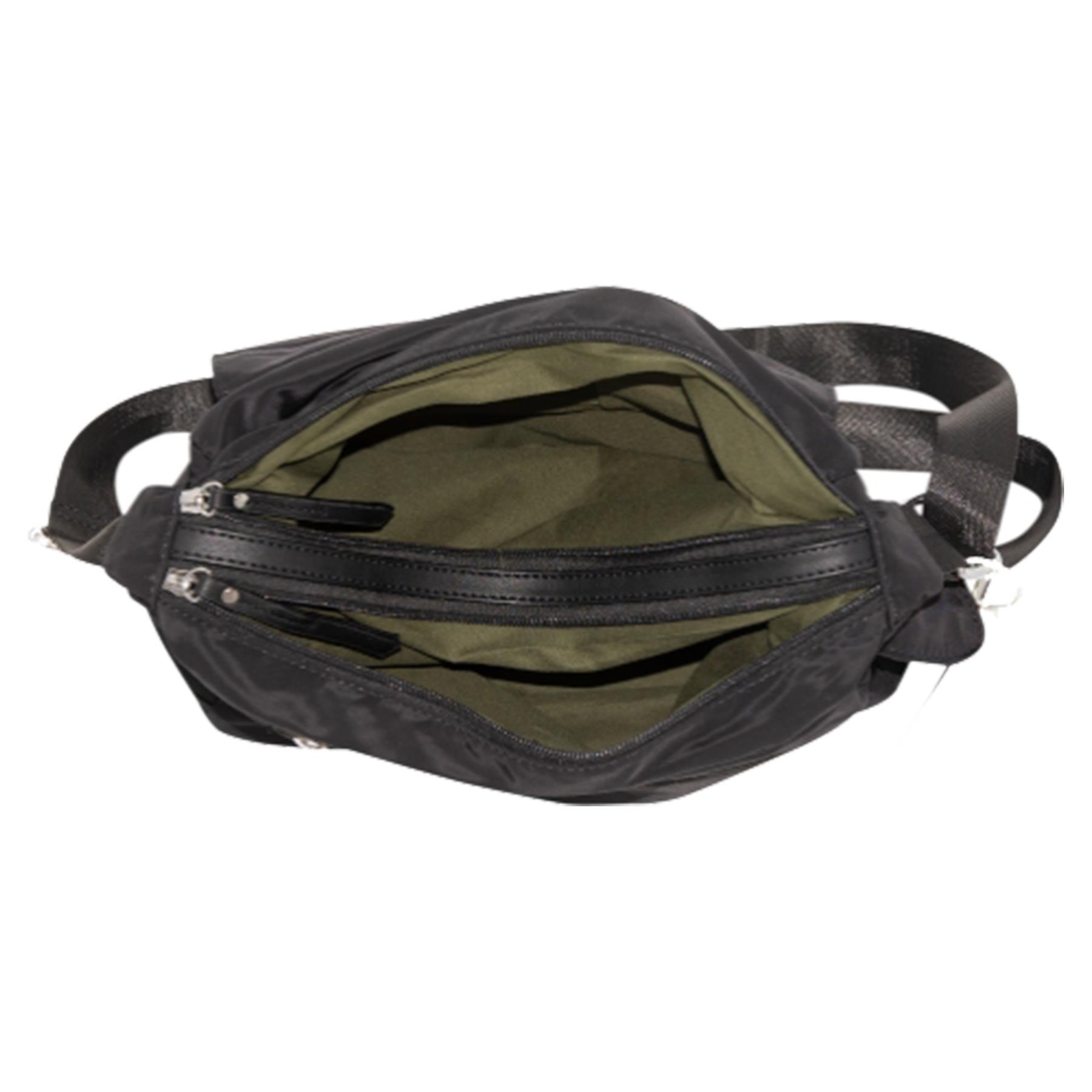 New-Ladies-Men-s-Showerproof-School-College-Practical-Basic-Crossbody-Bag thumbnail 8