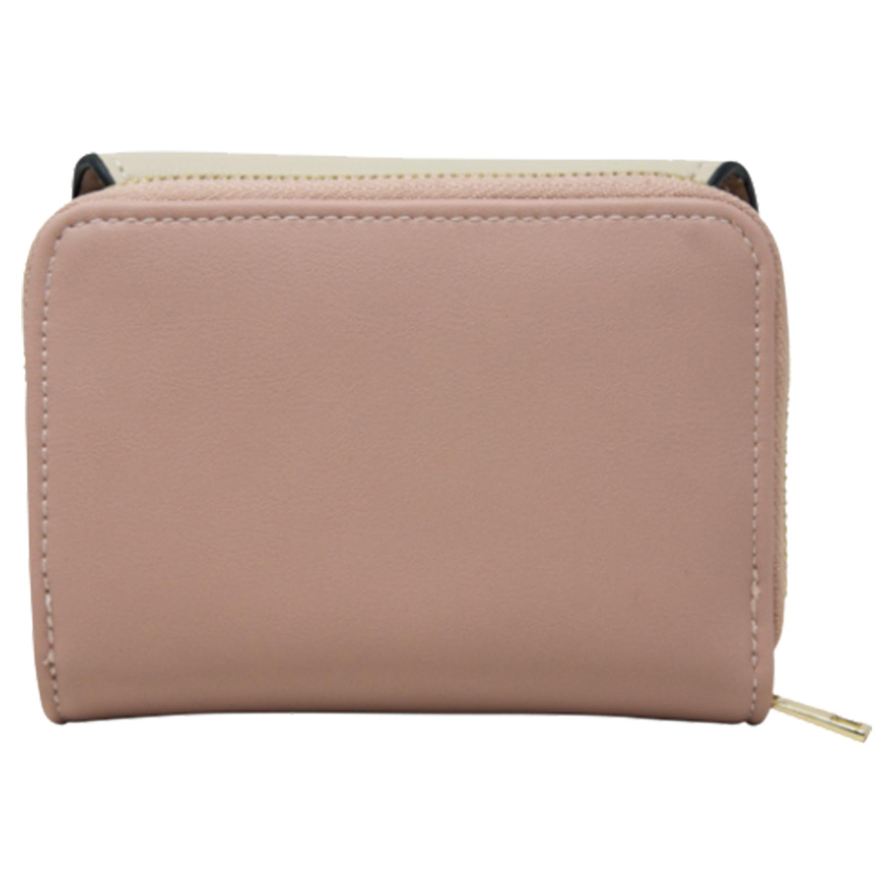 New-Ladies-Multicoloured-Envelope-Faux-Leather-Reptile-Detail-Purse thumbnail 24