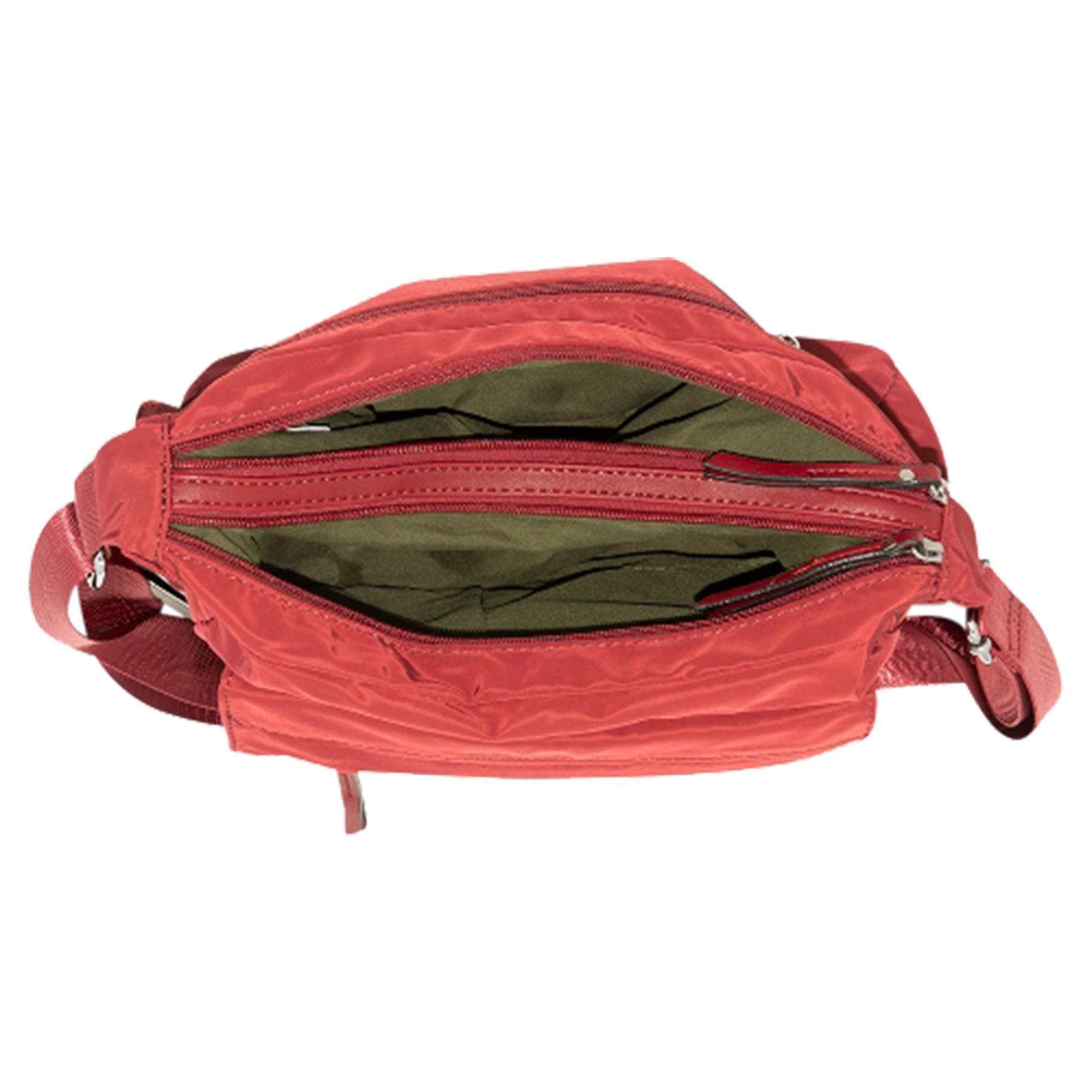 New-Ladies-Men-s-Showerproof-School-College-Practical-Basic-Crossbody-Bag thumbnail 36