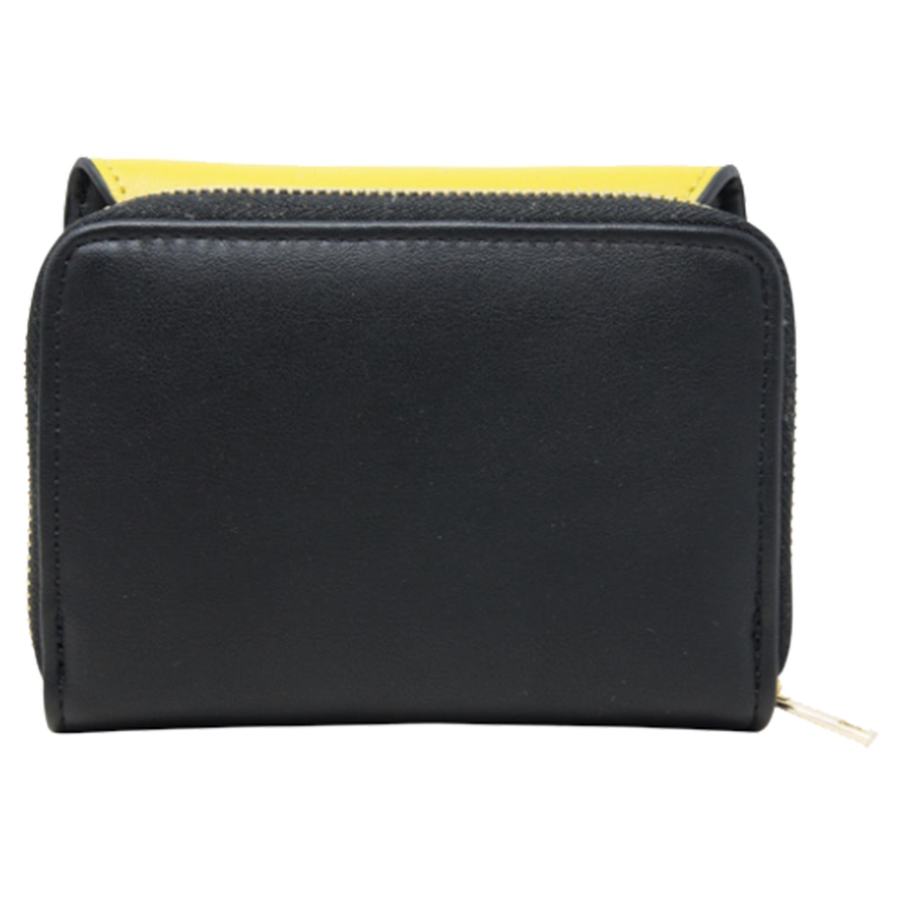 New-Ladies-Multicoloured-Envelope-Faux-Leather-Reptile-Detail-Purse thumbnail 8