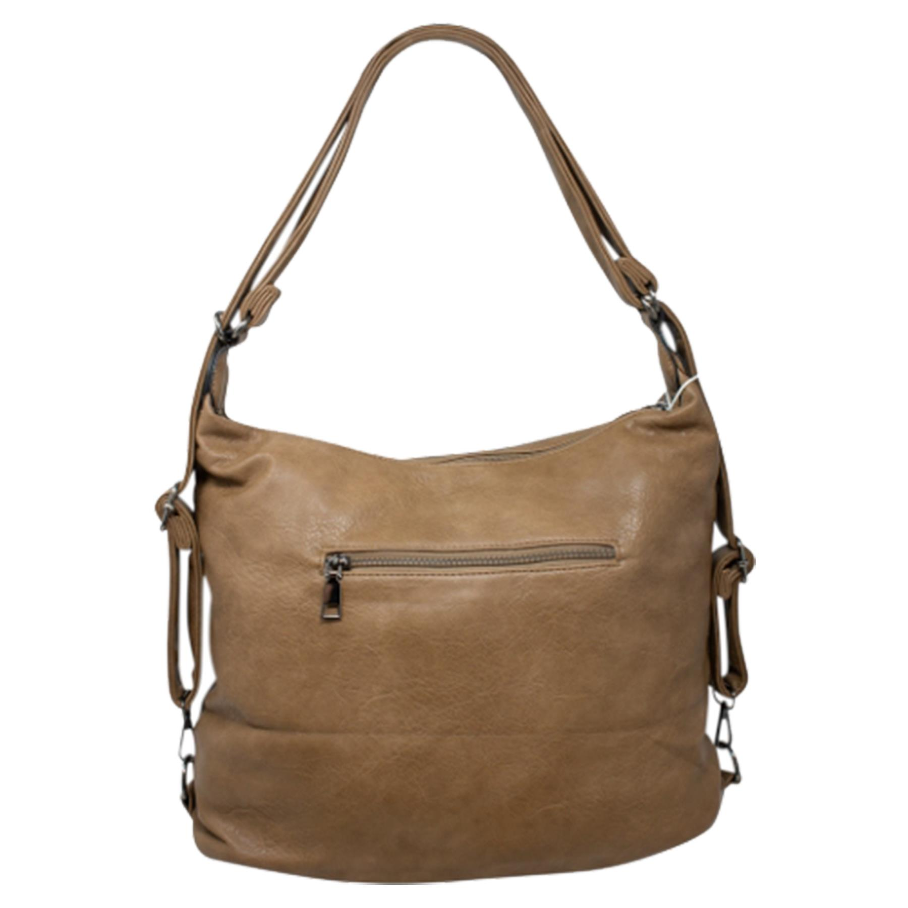 New-Women-s-Men-s-Faux-Leather-Multi-Purpose-Crossbody-Messenger-Bag thumbnail 28