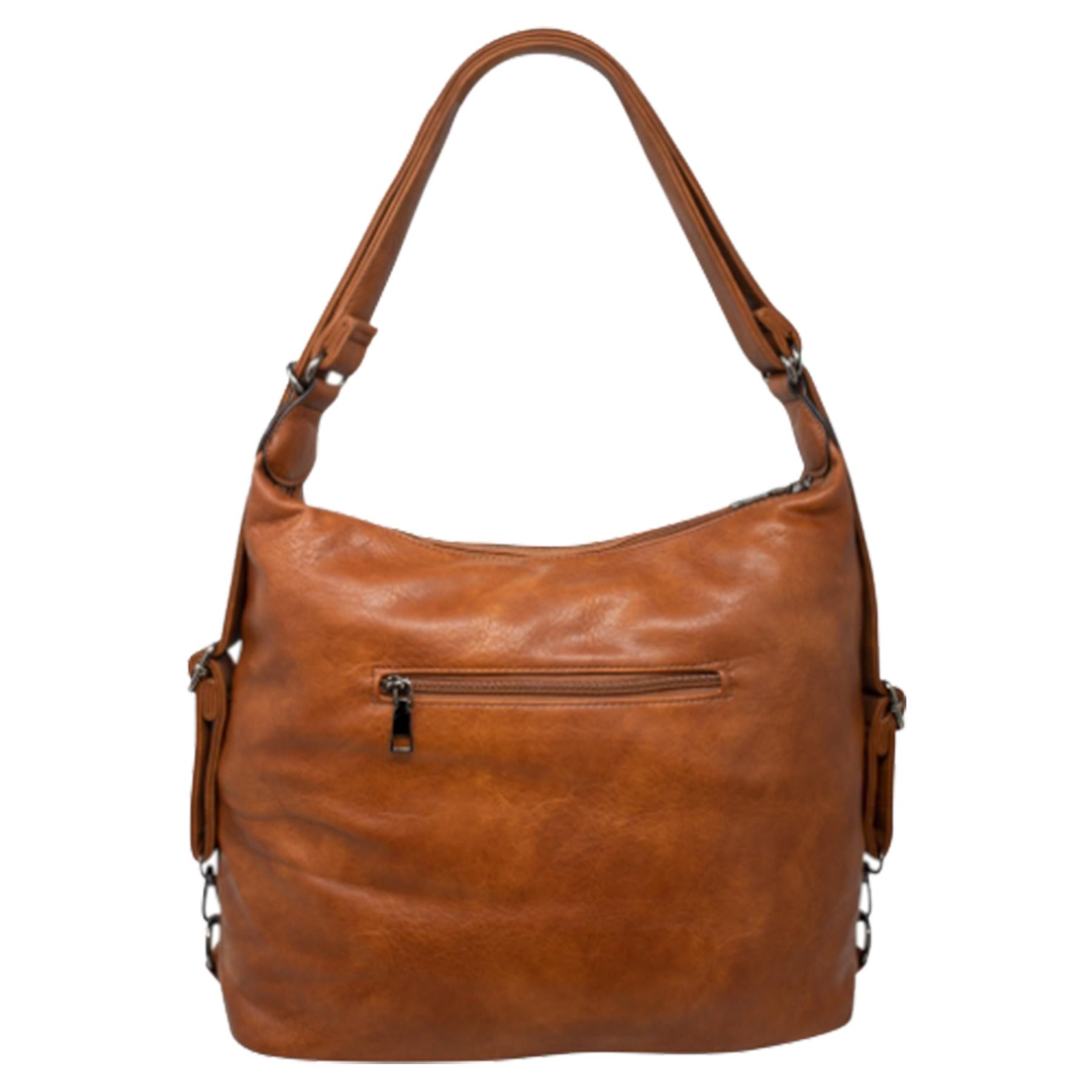 New-Women-s-Men-s-Faux-Leather-Multi-Purpose-Crossbody-Messenger-Bag thumbnail 8