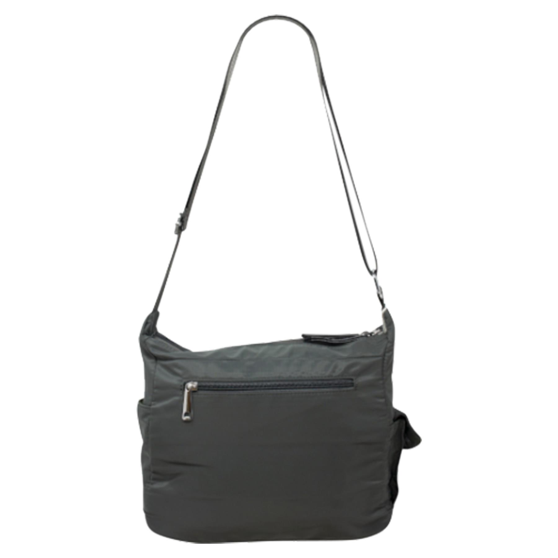 New-Ladies-Men-s-Showerproof-School-College-Practical-Basic-Crossbody-Bag thumbnail 25