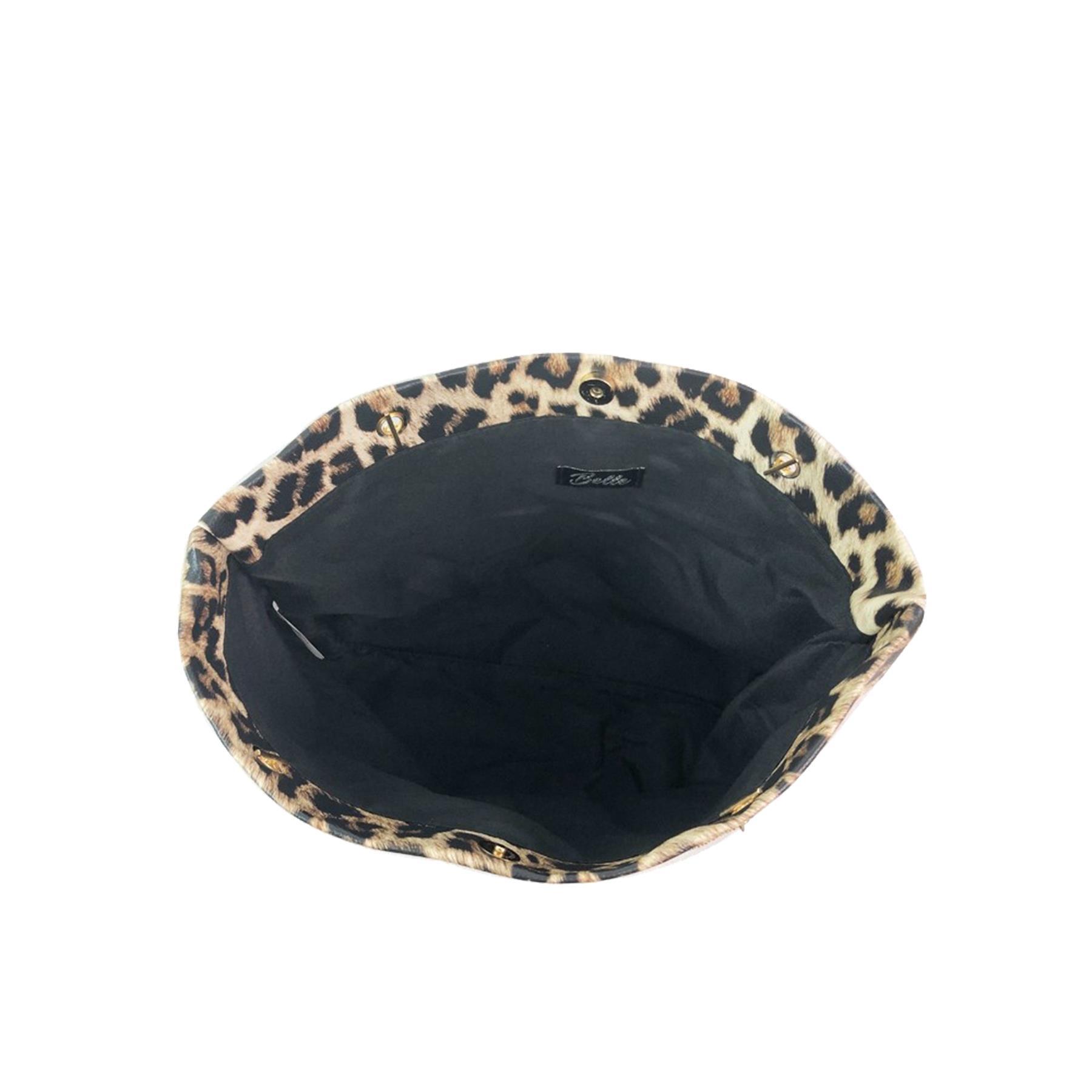 New-Women-s-Zebra-Leopard-Print-Faux-Leather-Fashion-Shoulder-Bags thumbnail 10