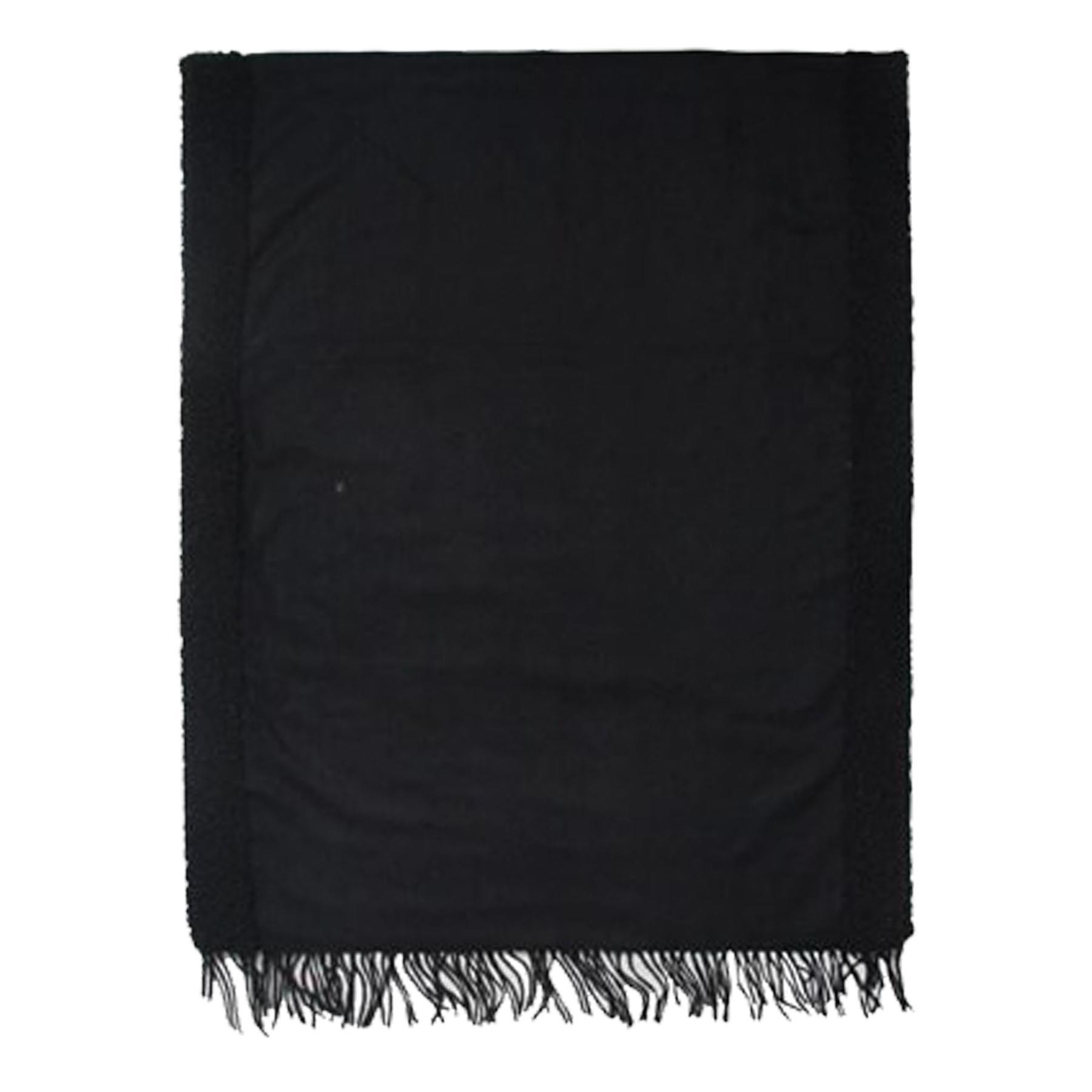 New-Women-s-Synthetic-Fur-Fleece-Trimming-Winter-Large-Shawl-Wrap thumbnail 3