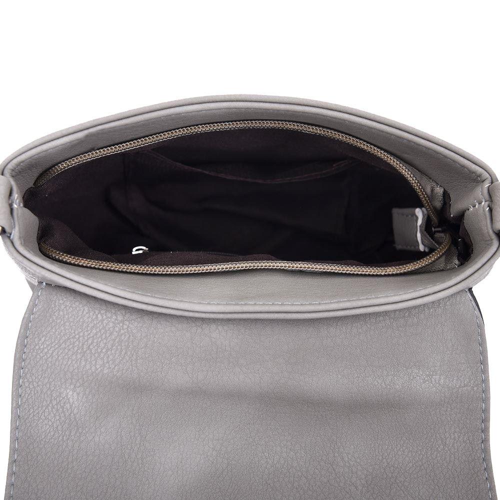 New Ladies Beau Ring Messenger Bag PU Leather Shoulder Strap Fashion