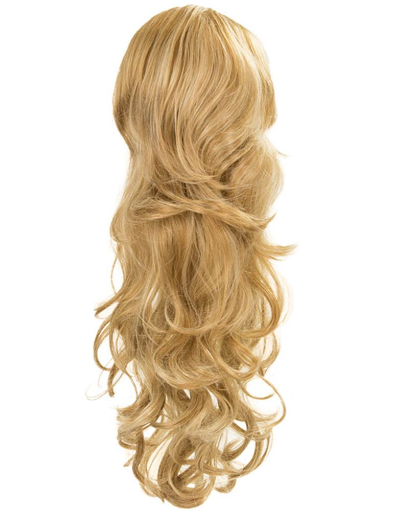 New Womens High Quality Synthetic Hair Extensions Curly Long