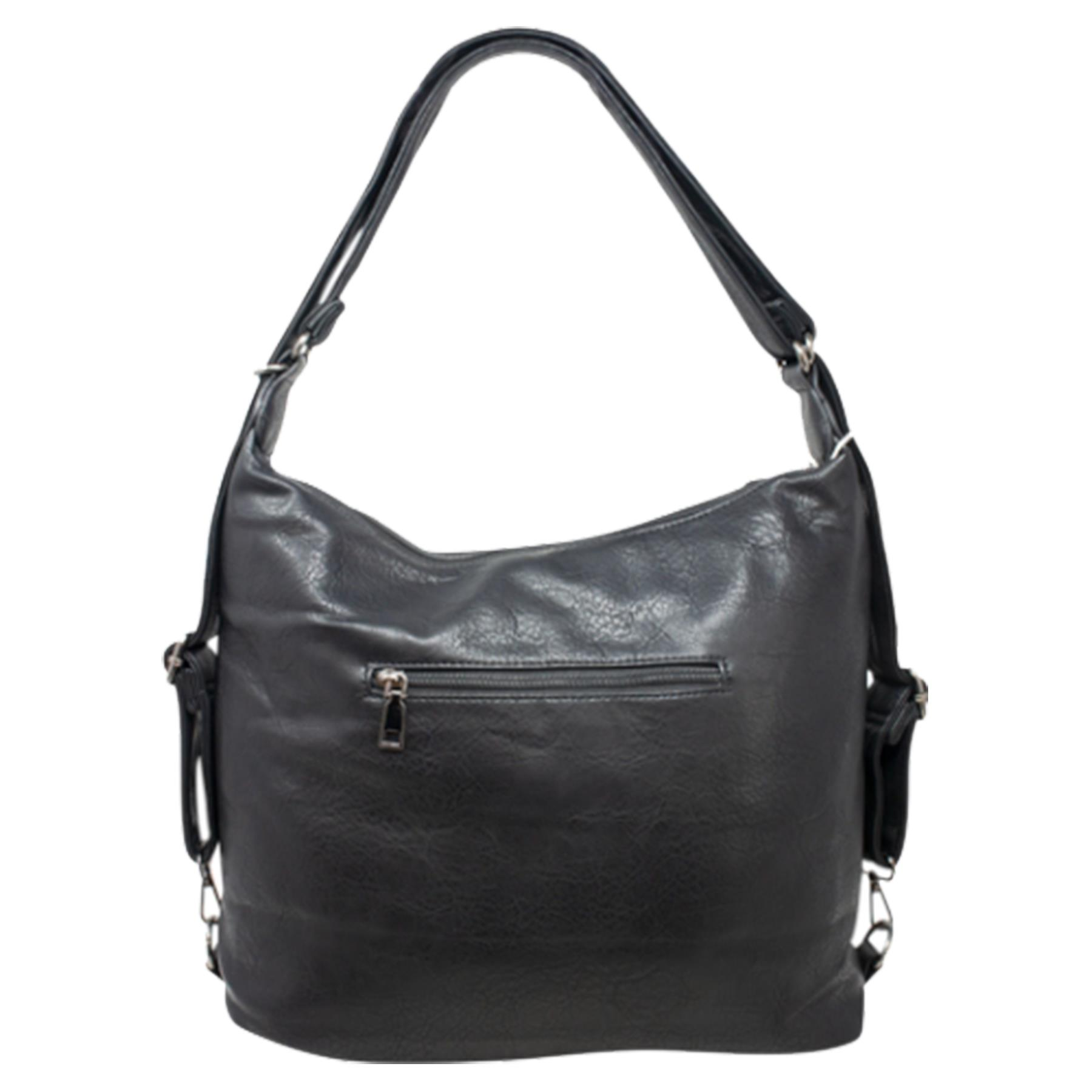 New-Women-s-Men-s-Faux-Leather-Multi-Purpose-Crossbody-Messenger-Bag thumbnail 4