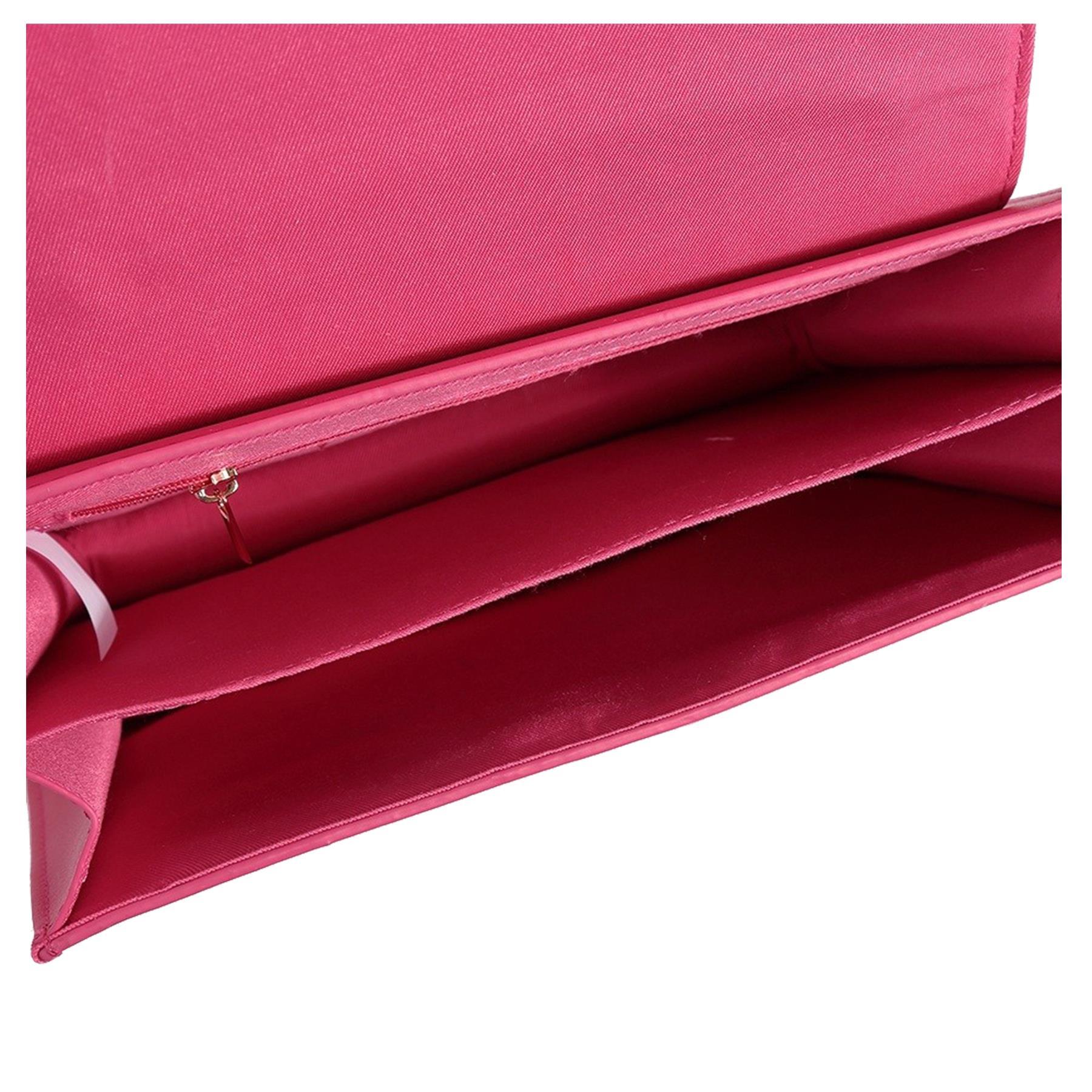 New-Women-s-Faux-Leather-Elegant-Stylish-Fashion-Shoulder-Clutch-Bag thumbnail 16