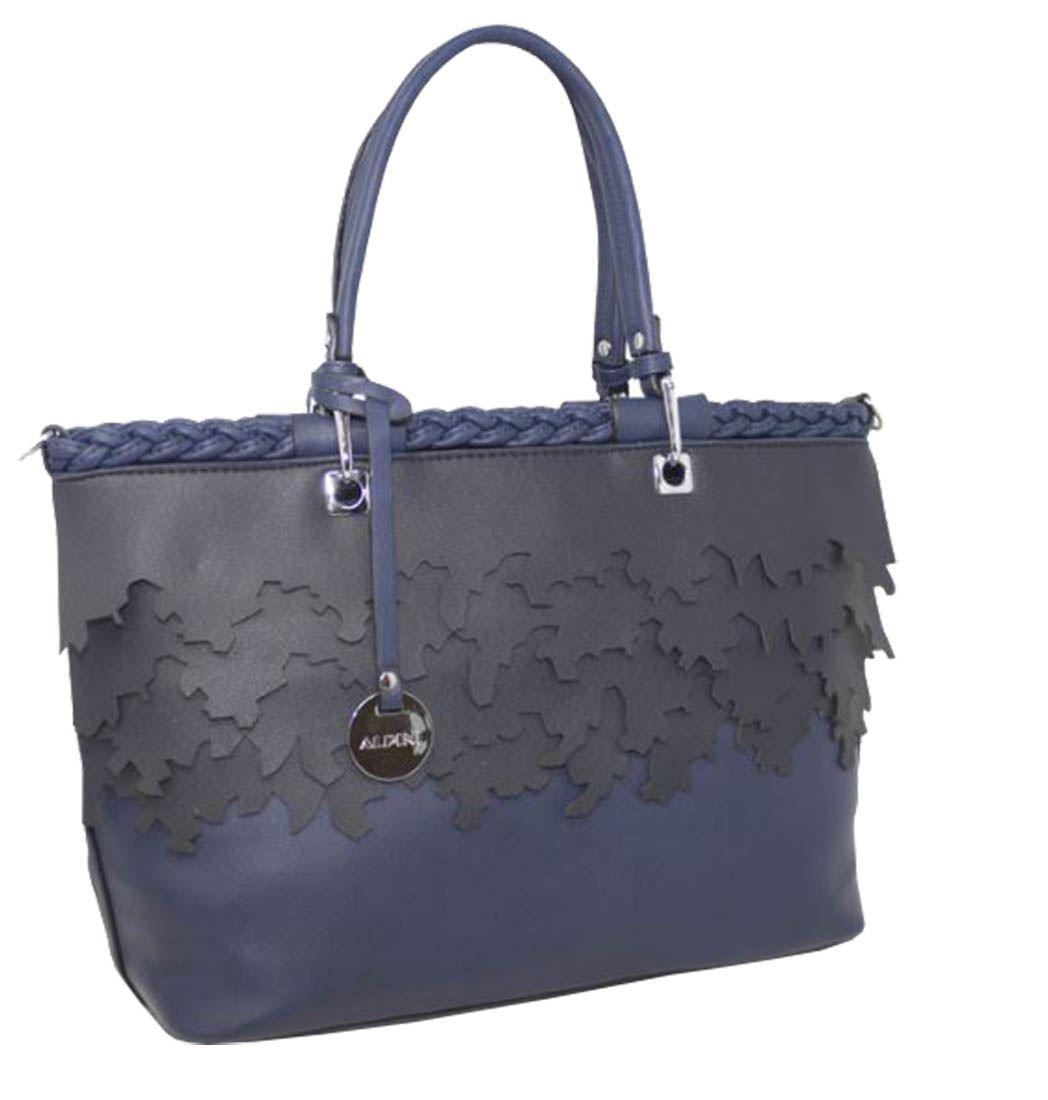gris rose en pour Detail marron bleu Sac New vert bordeaux femmes noir synthétique Layers cuir tote 0OnqwxZI