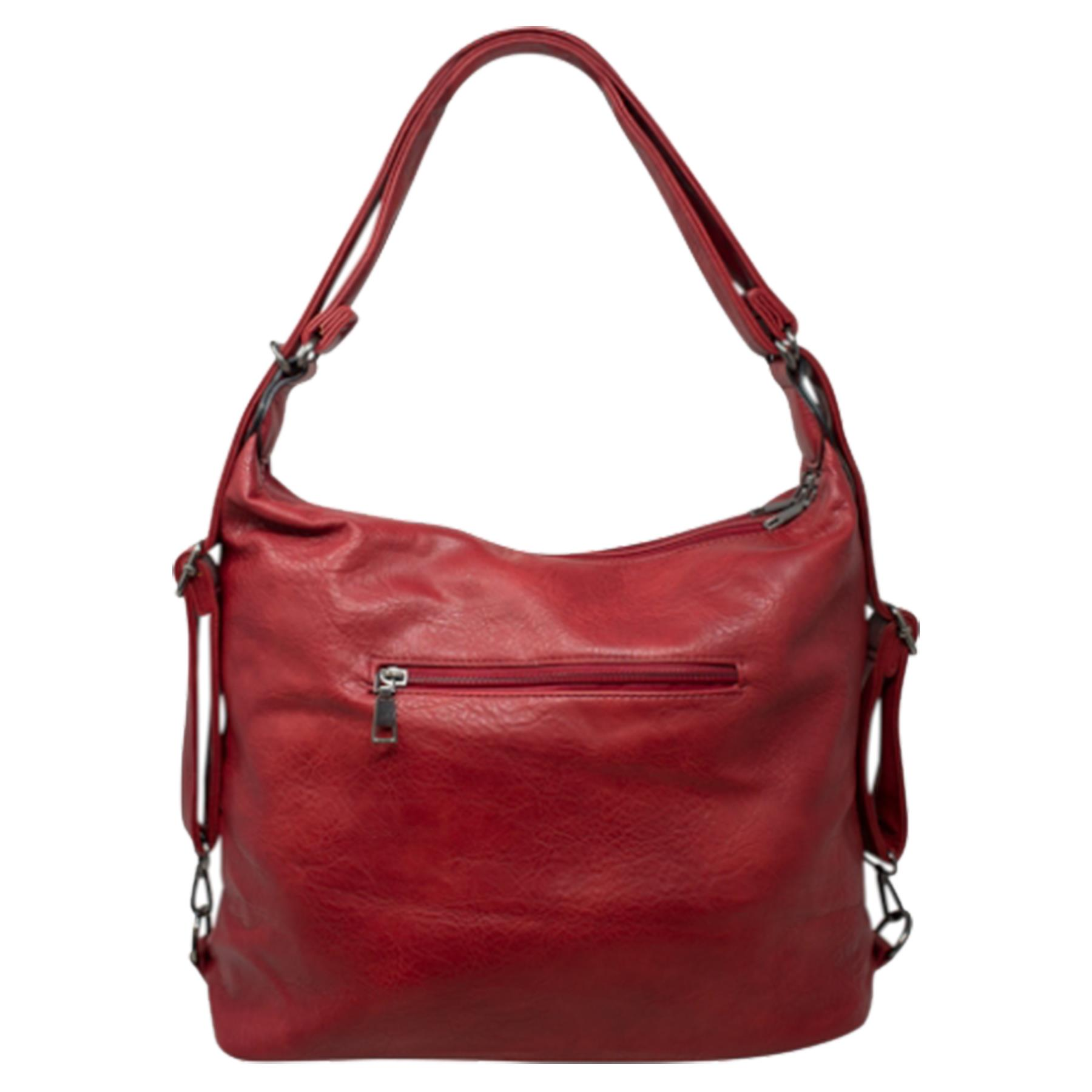 New-Women-s-Men-s-Faux-Leather-Multi-Purpose-Crossbody-Messenger-Bag thumbnail 24