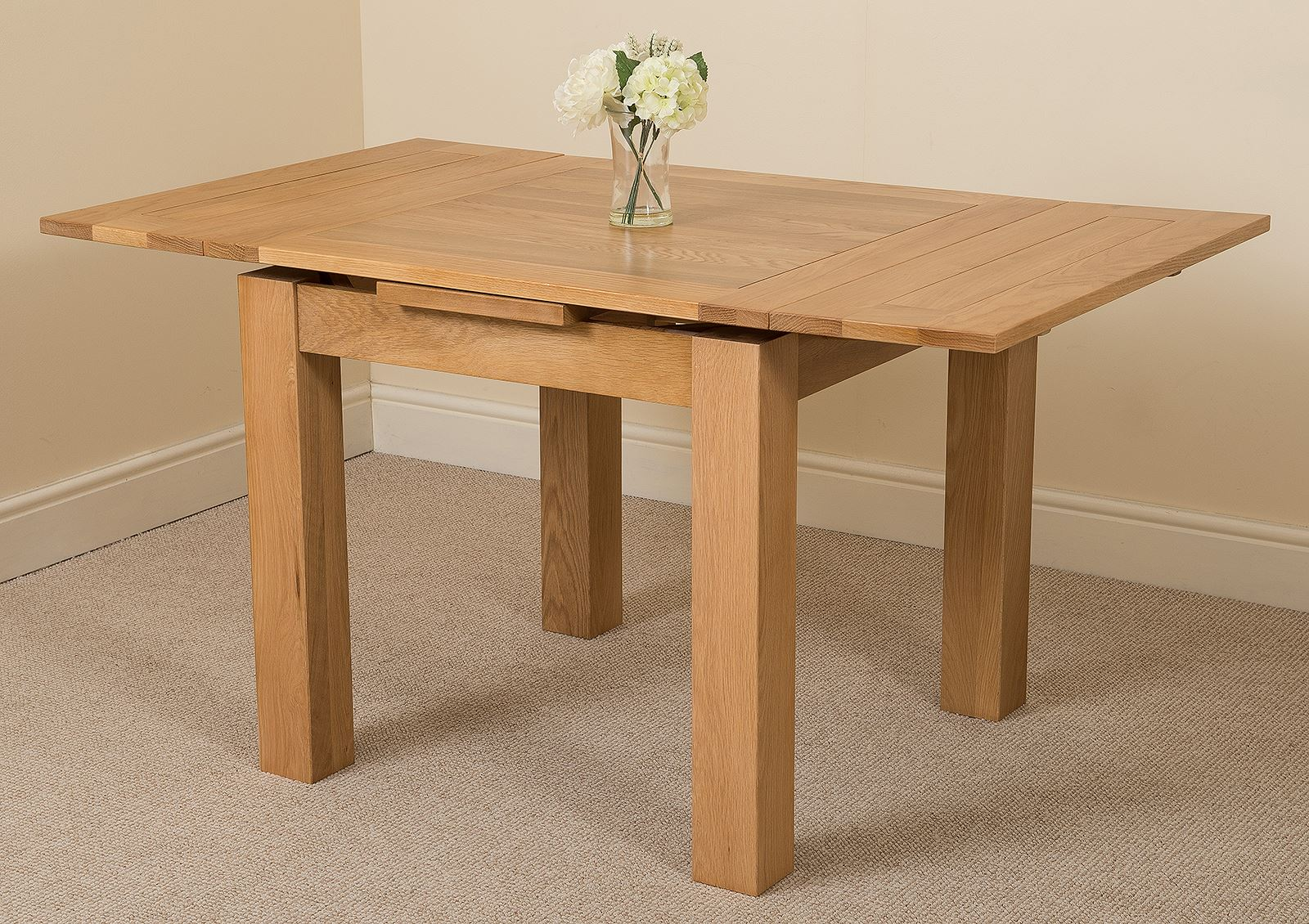 Richmond Solid Oak Wood Small 90