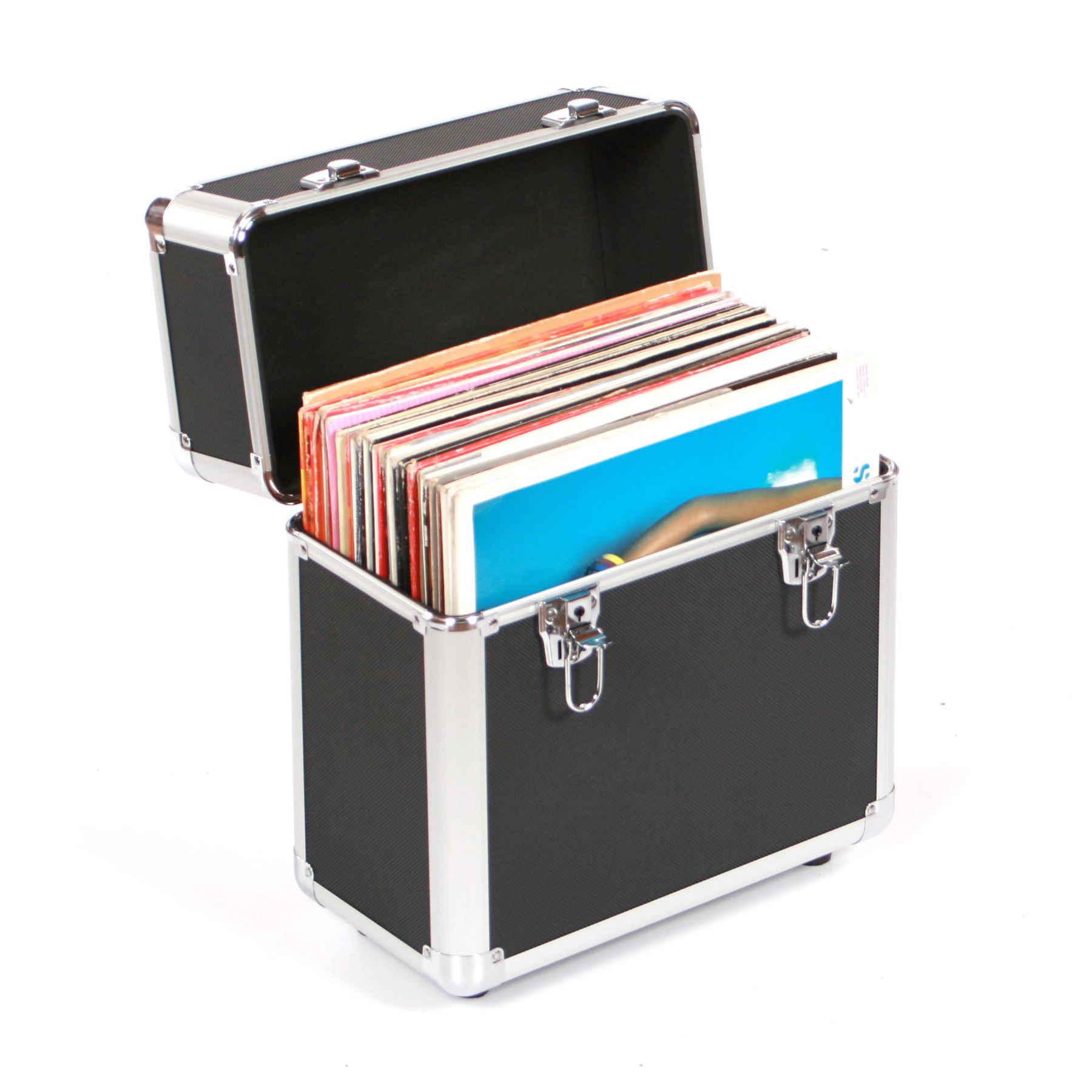 Studio X Dj 12 Inch Vinyl Record Collection Flight Storage