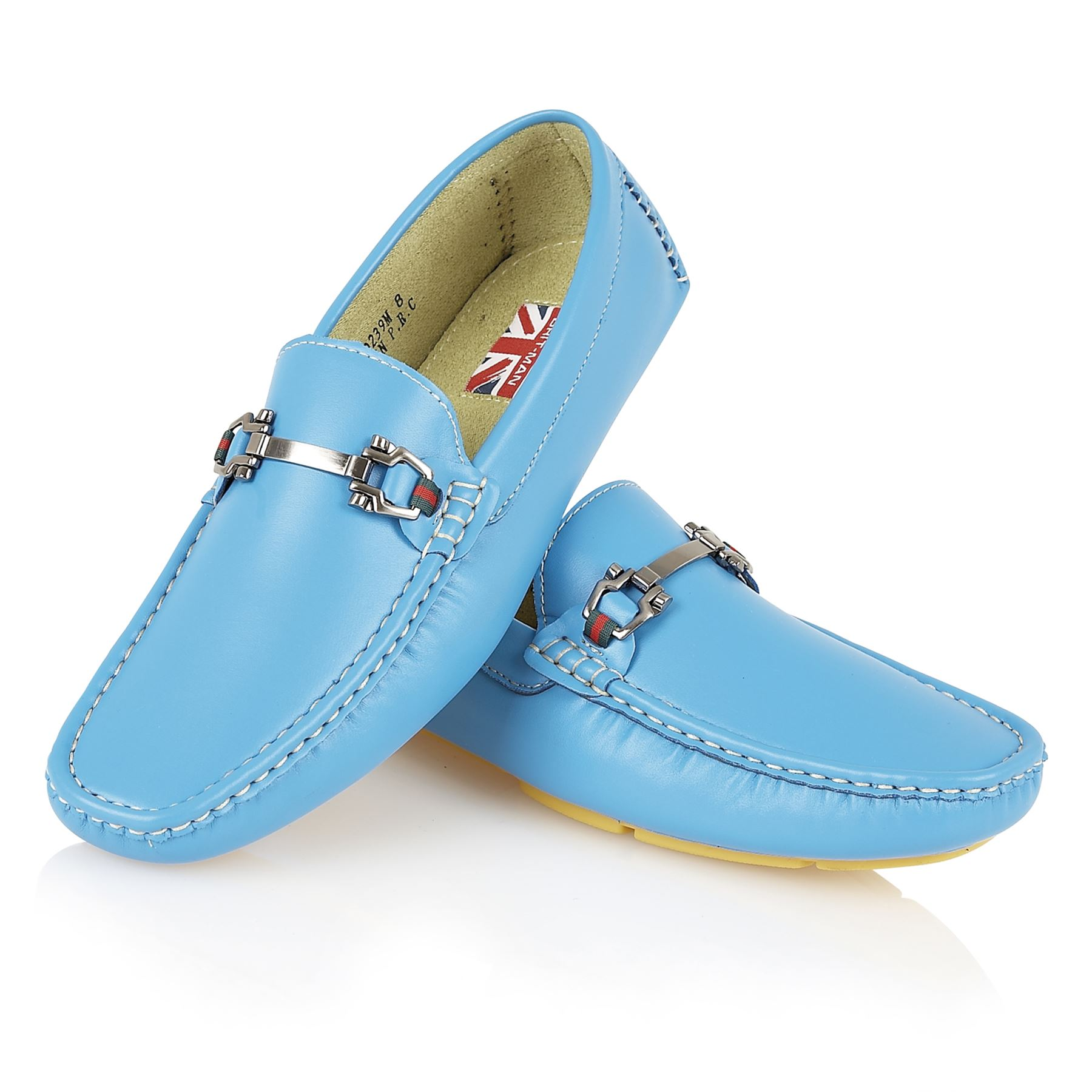 Creative Boys Leather Loafers Boys' Shoes Clothes, Shoes & Accessories