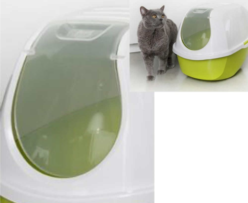 flap door replacement for our hooded litter trays 4. Black Bedroom Furniture Sets. Home Design Ideas