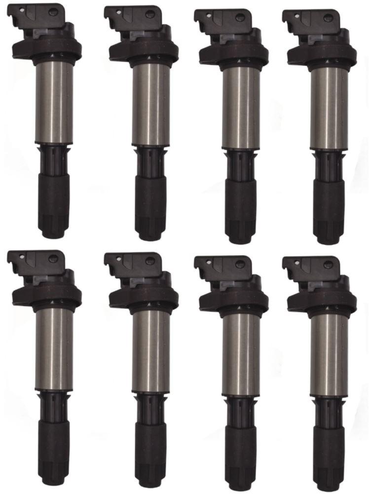 Bobina de ignición de lápiz para BMW 1 3 5 6 5 7 serie X1 X3 X5 Z3 Z4-5 Año De Garantía