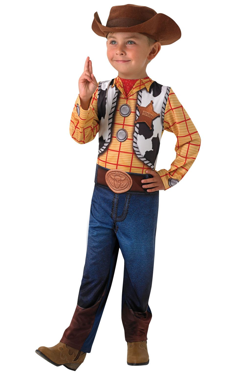 Child Toy Story Classic Woody Costume  4932948405b