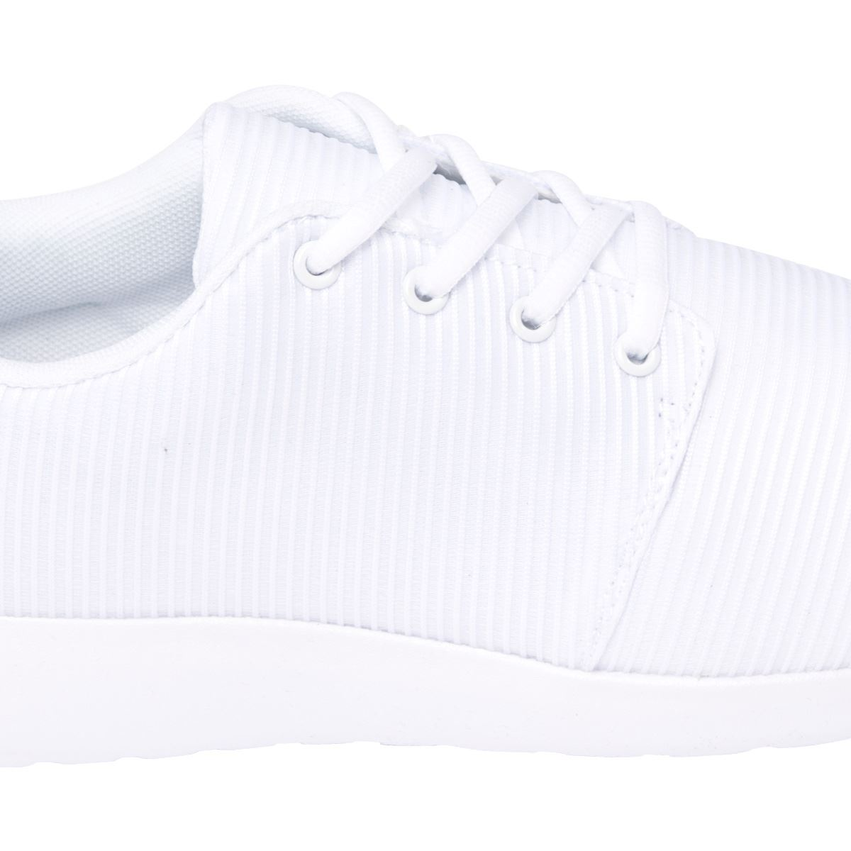 Loyalty & Faith Para Hombre Calzado con Cordones Tenis Zapatos tenis informales de rayas