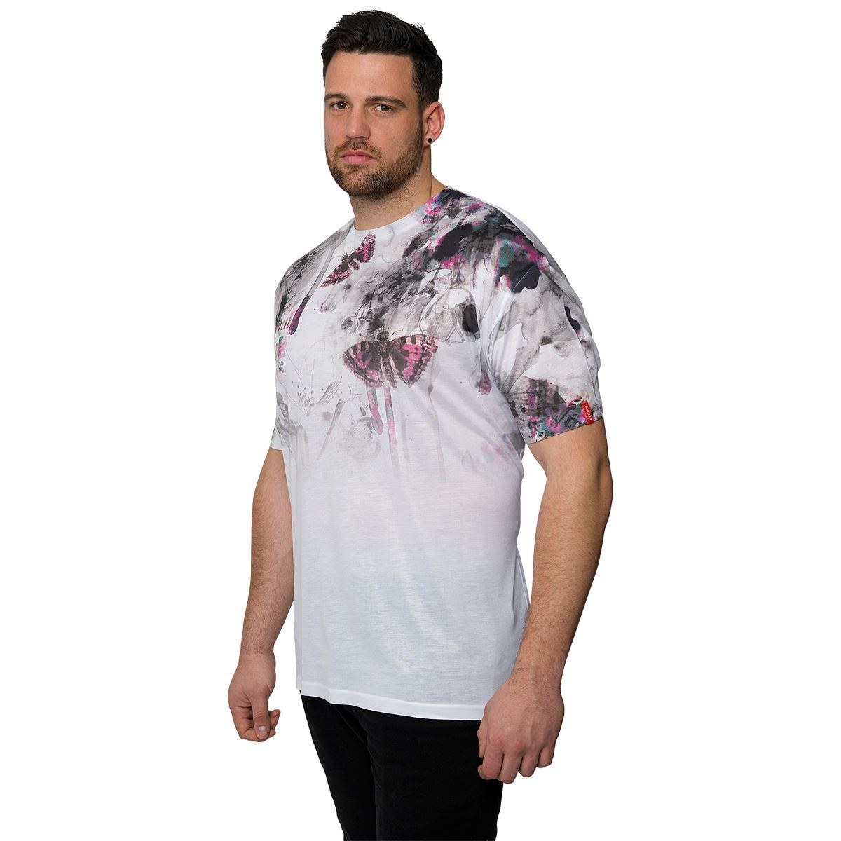juice mens big king plus size short sleeve t shirt crew