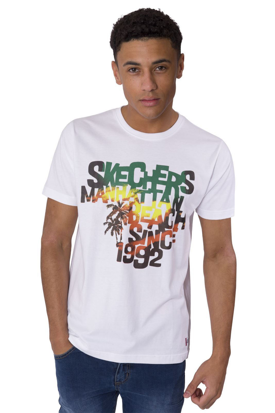 skechers t shirt