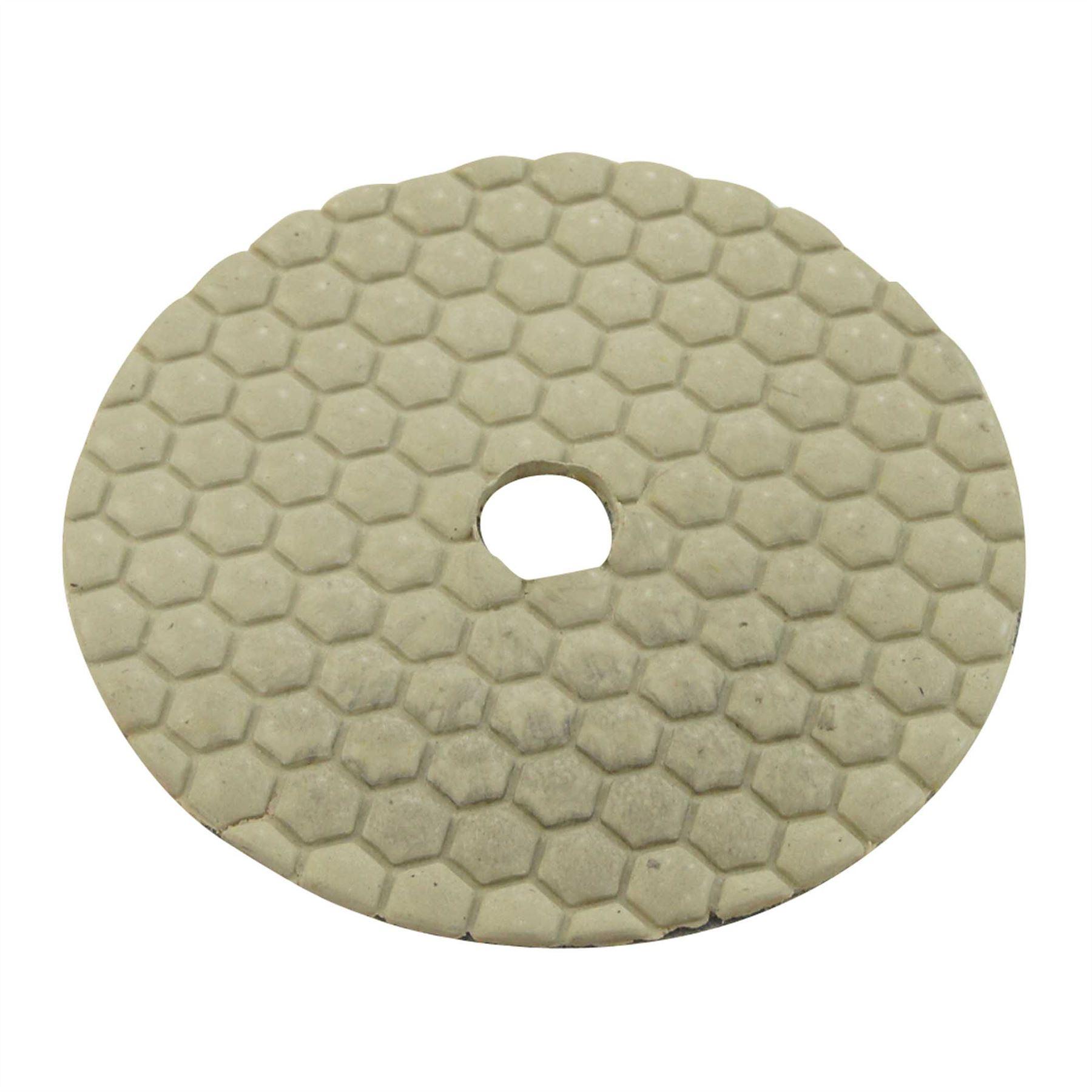 147510 100mm Ceramic Granite Marble Tile Diamond Polishing