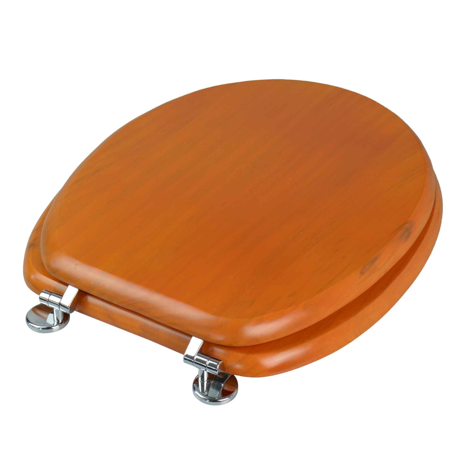 Prime Details About Wooden Bathroom Toilet Seat Dark Pine Colour Fixings Included Spiritservingveterans Wood Chair Design Ideas Spiritservingveteransorg