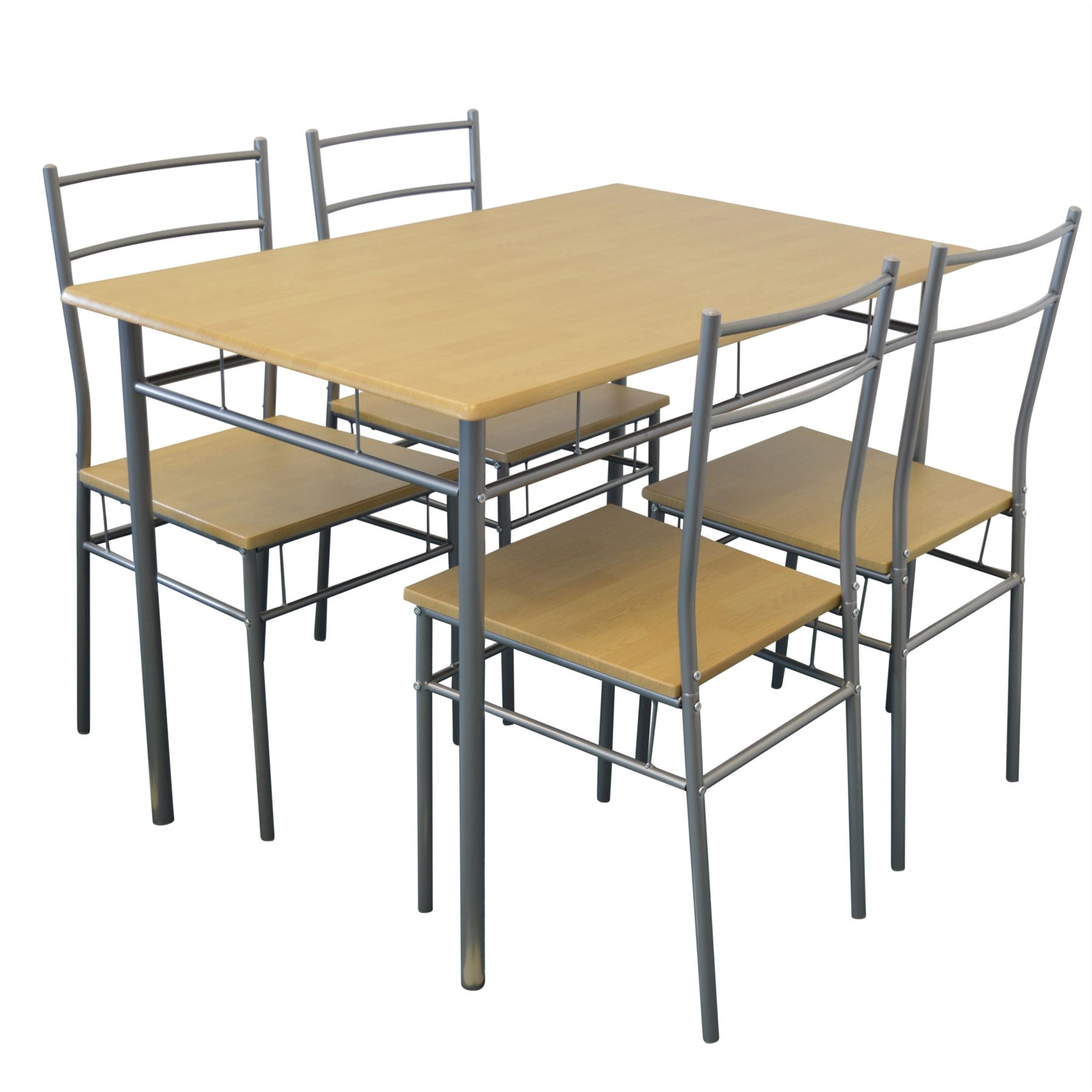 5 piece kitchen dining room table chairs furniture set for 5 piece dining room set with bench