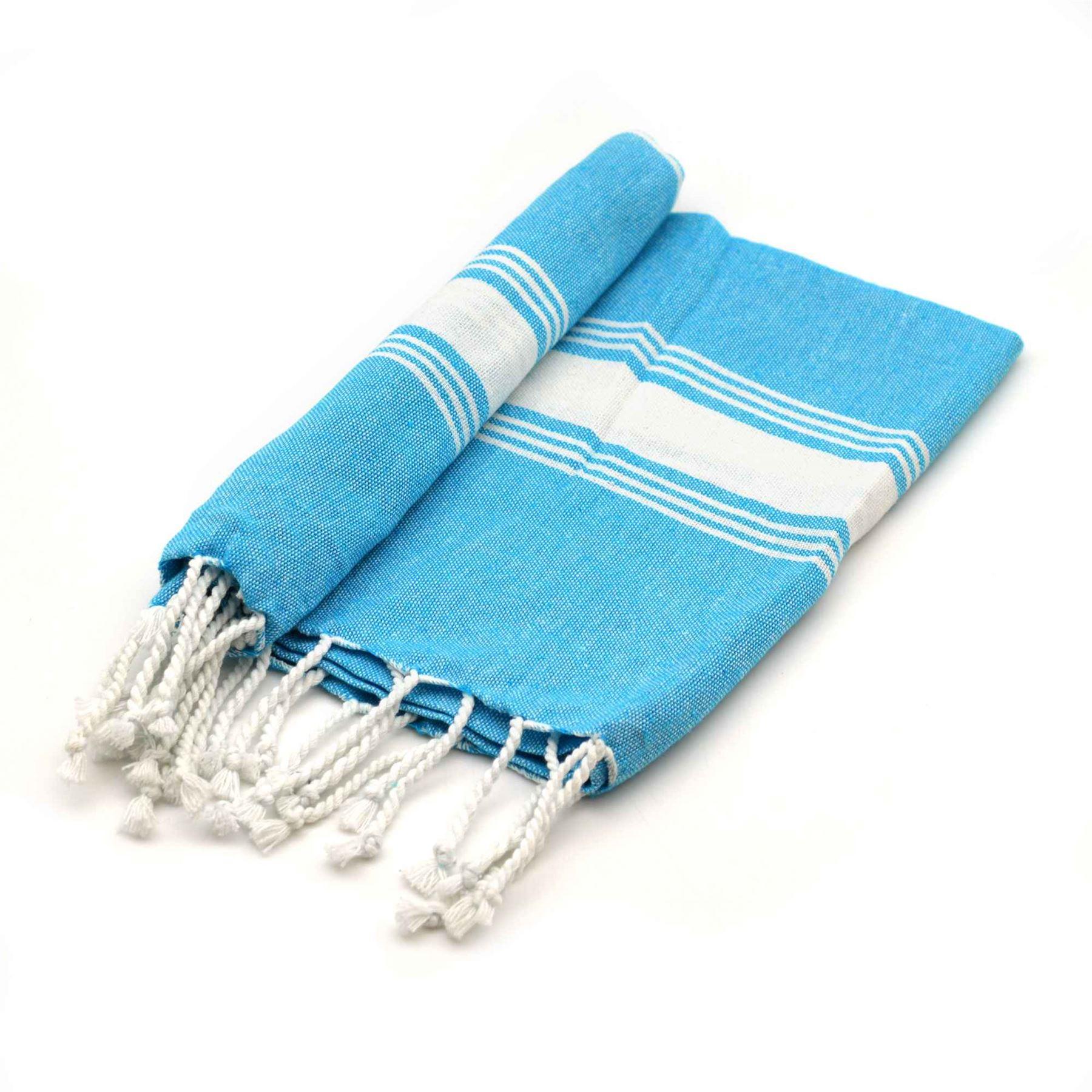 Childrens Towel 100 Turkish Cotton Beach Bath Pool Hammam