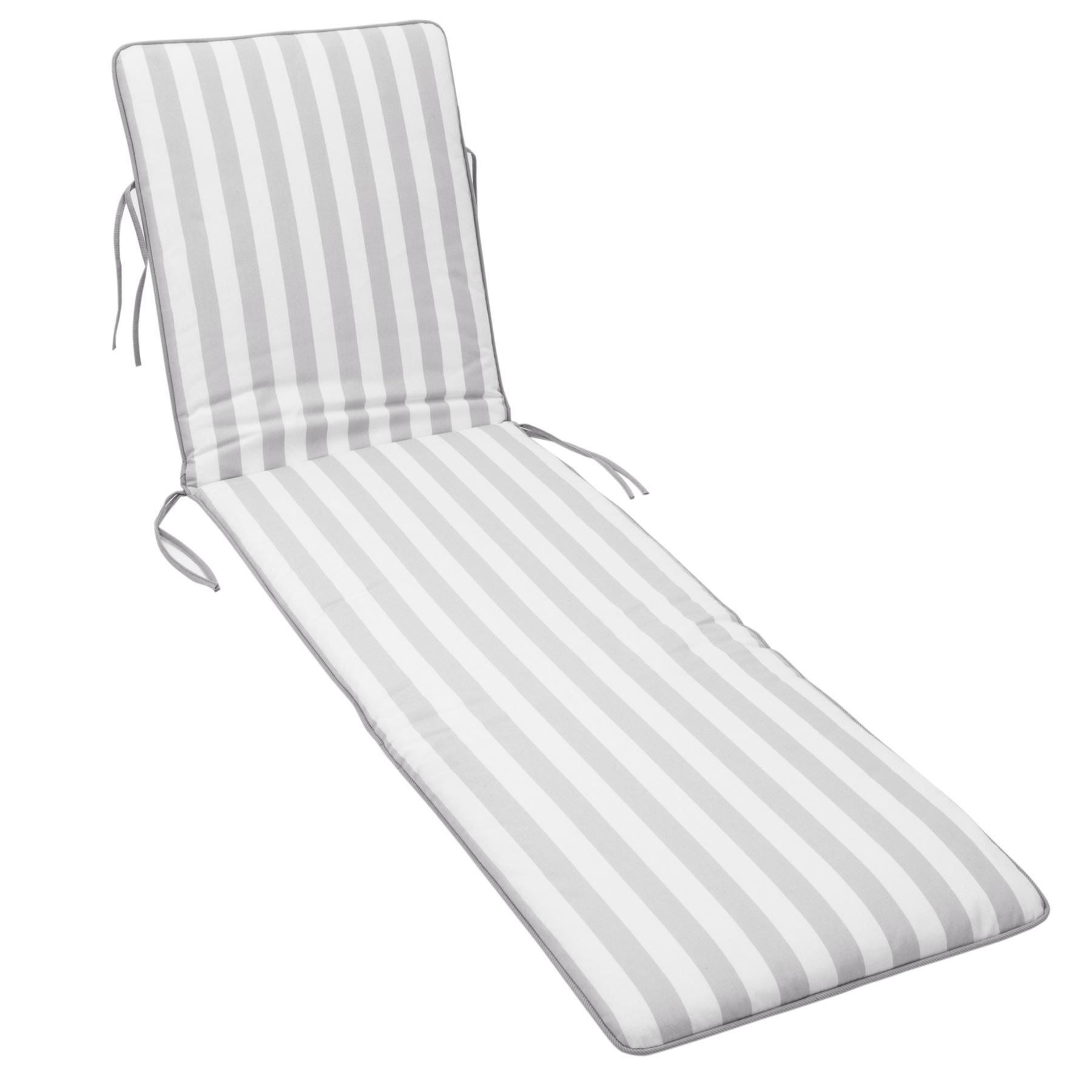 Replacement Cushion Pad For Outdoor Garden Sun Lounger