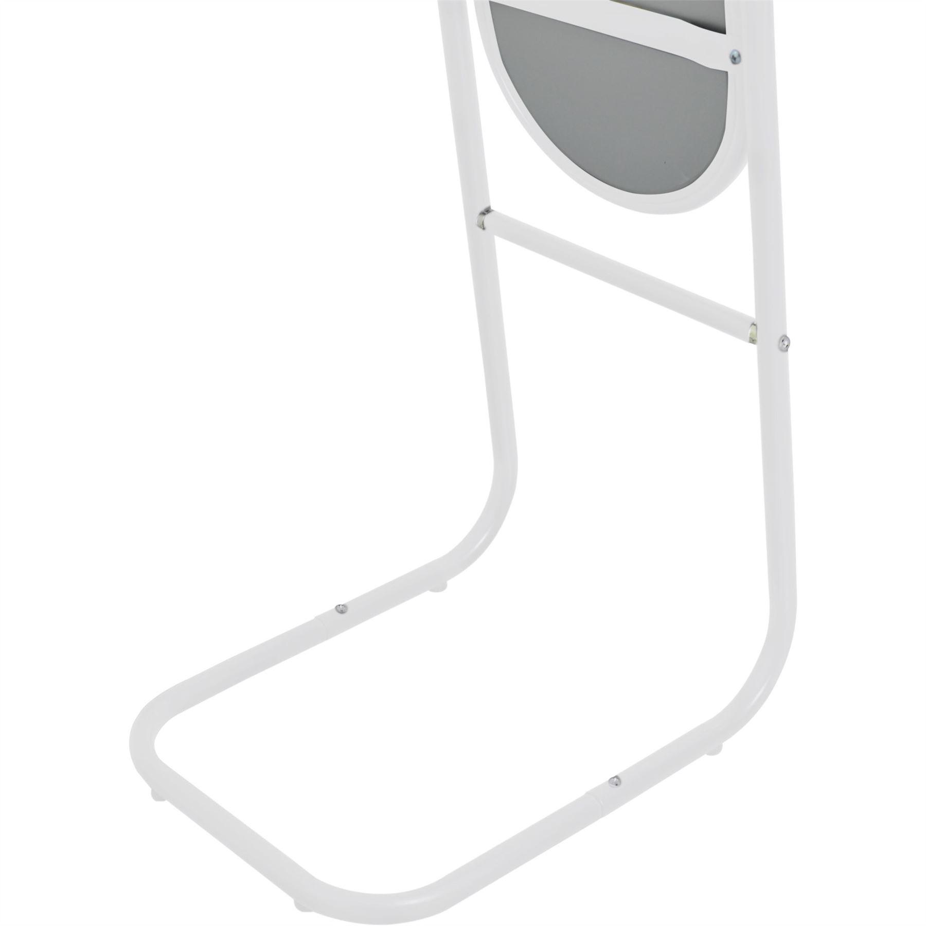Free Standing Full Length Tilting Dressing Floor Oval