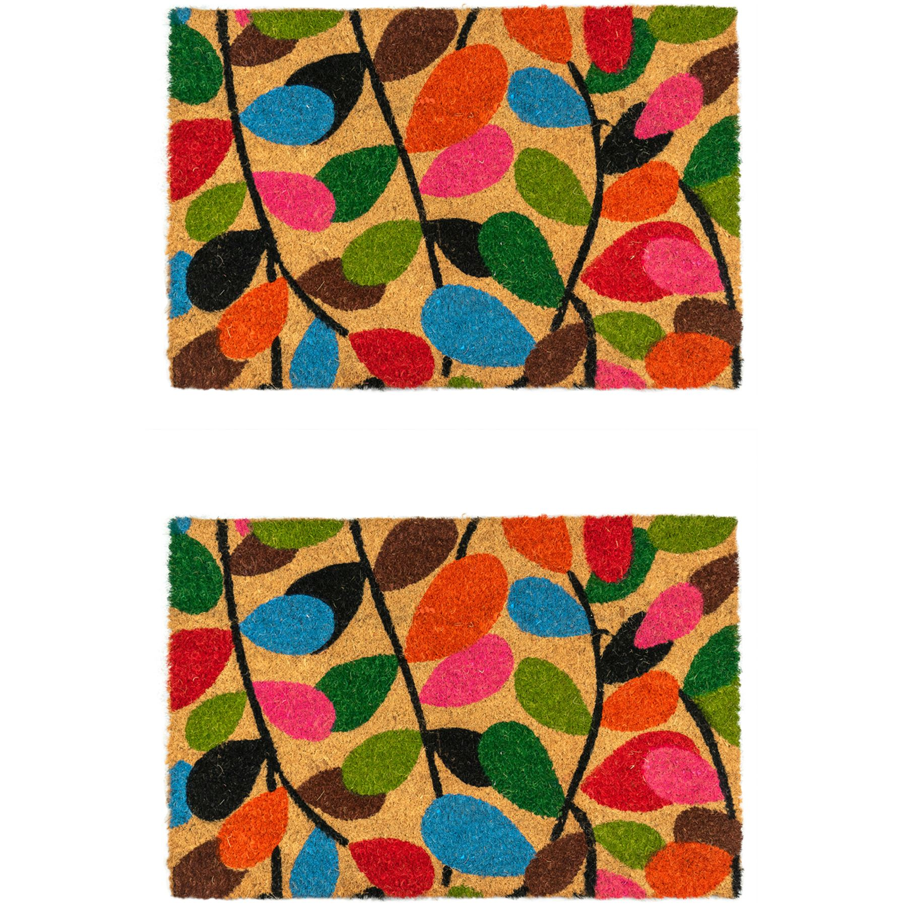 Carolines Treasures Collie Checkerboard green Pair of Pot Holders BB3816PTHD 7.5HX7.5W Multicolor